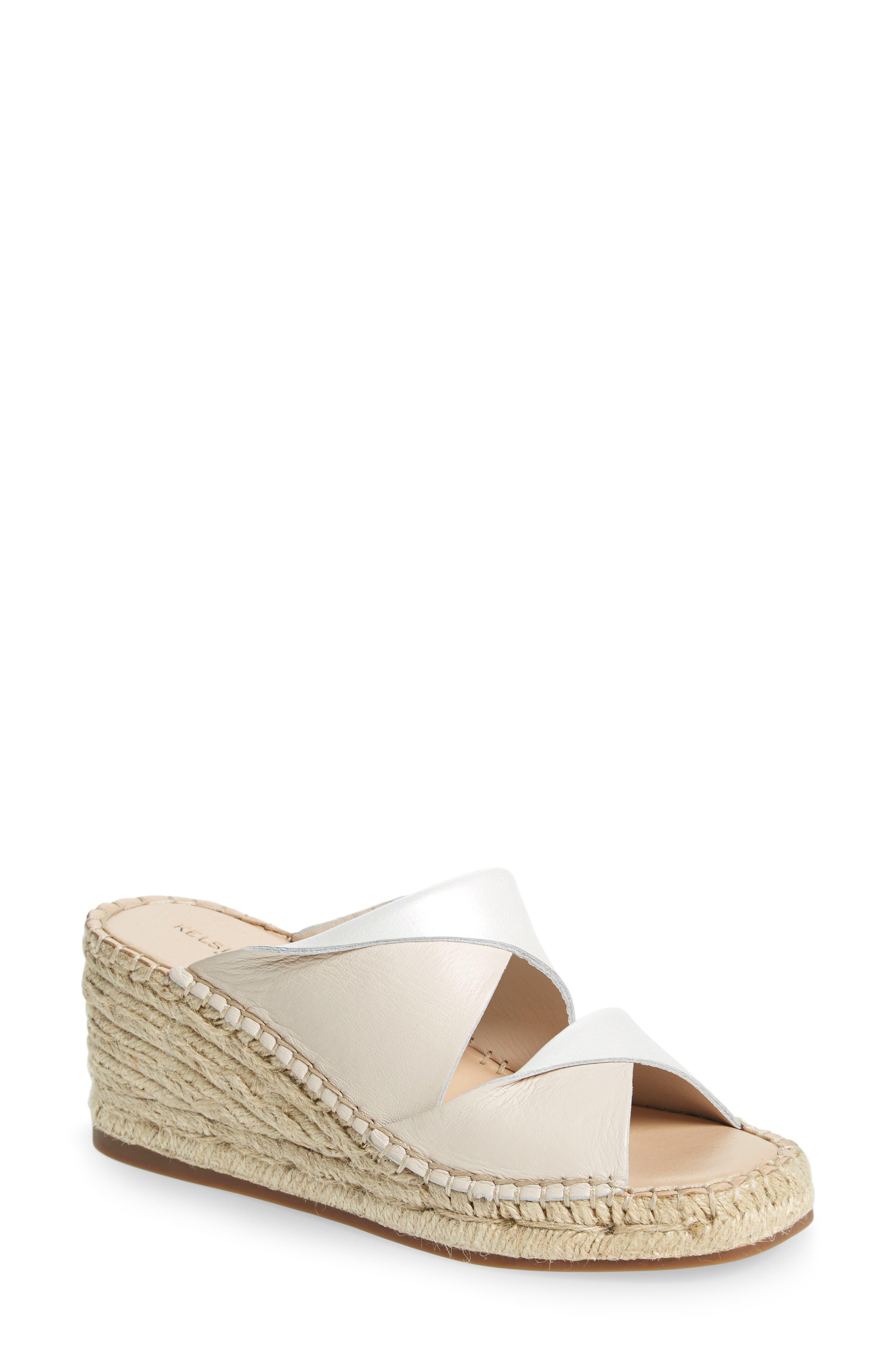 Kelsi Dagger Brooklyn Inwood Wedge Sandal (Women)
