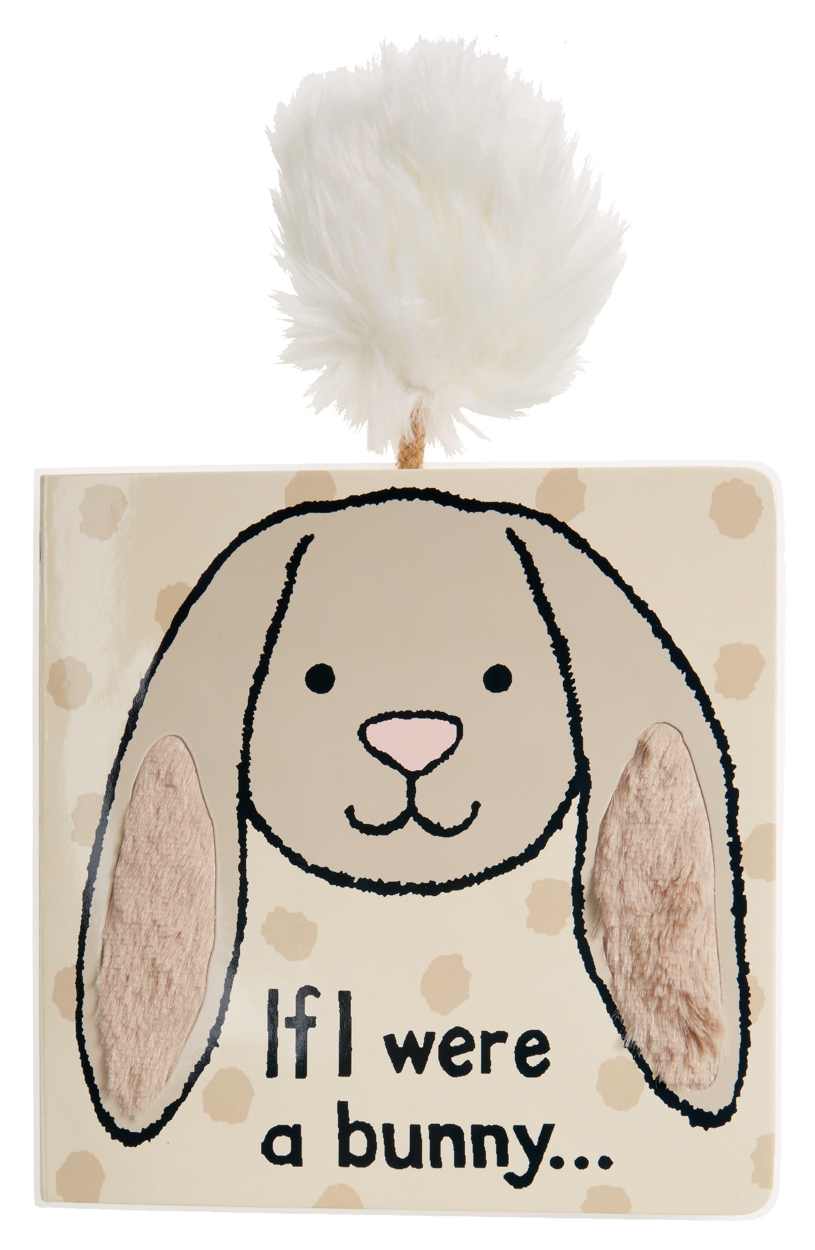 If I Were A Bunny Board Book