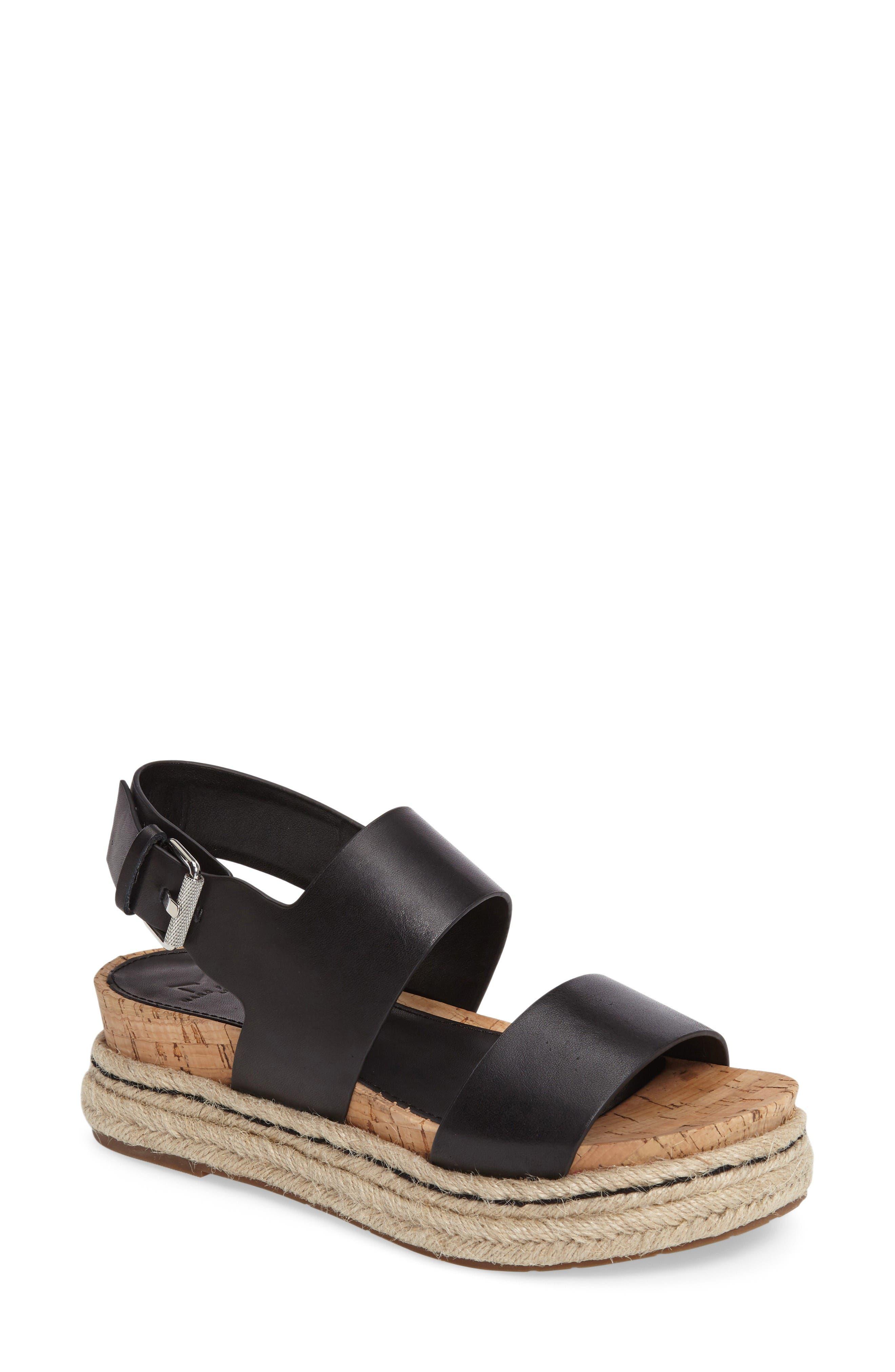 Marc Fisher LTD Oria Espadrille Platform Sandal (Women)