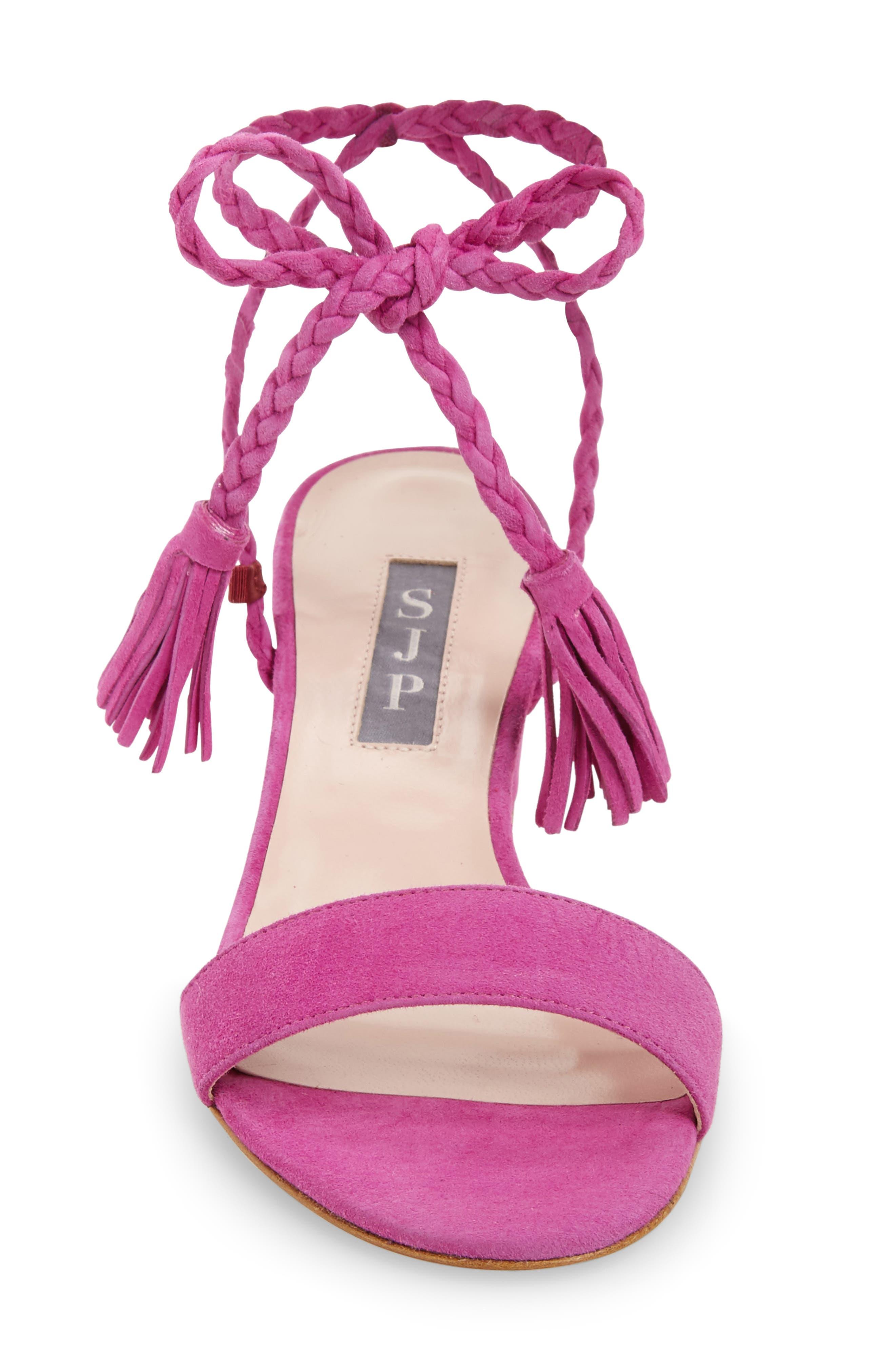 Alternate Image 3  - SJP by Sarah Jessica Parker Elope Lace-Up Sandal (Women)