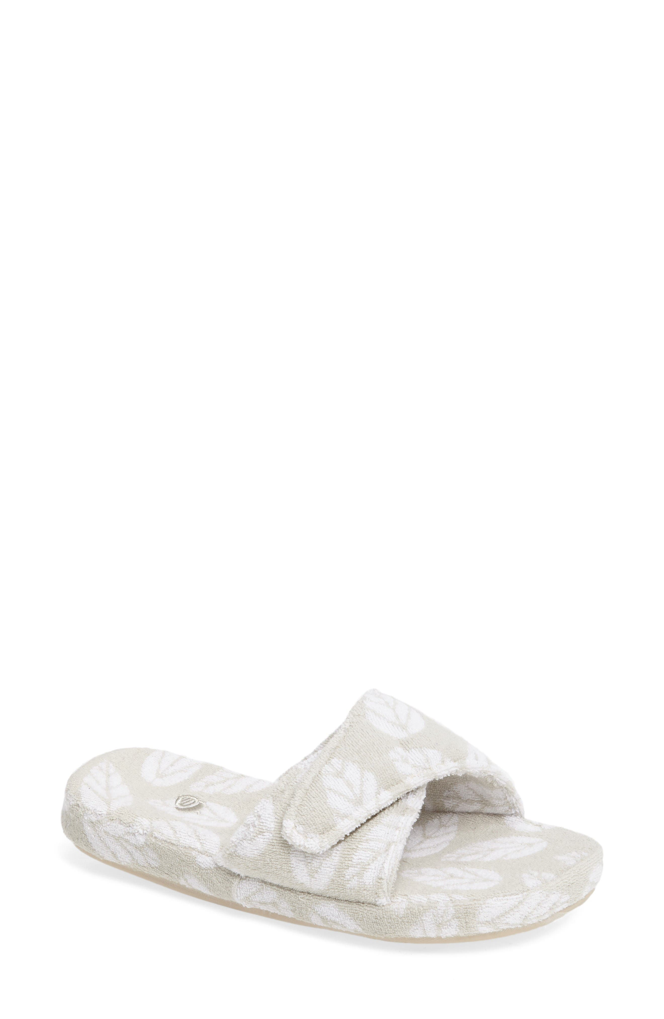 Acorn Summerweight Slide Spa Slipper (Women)
