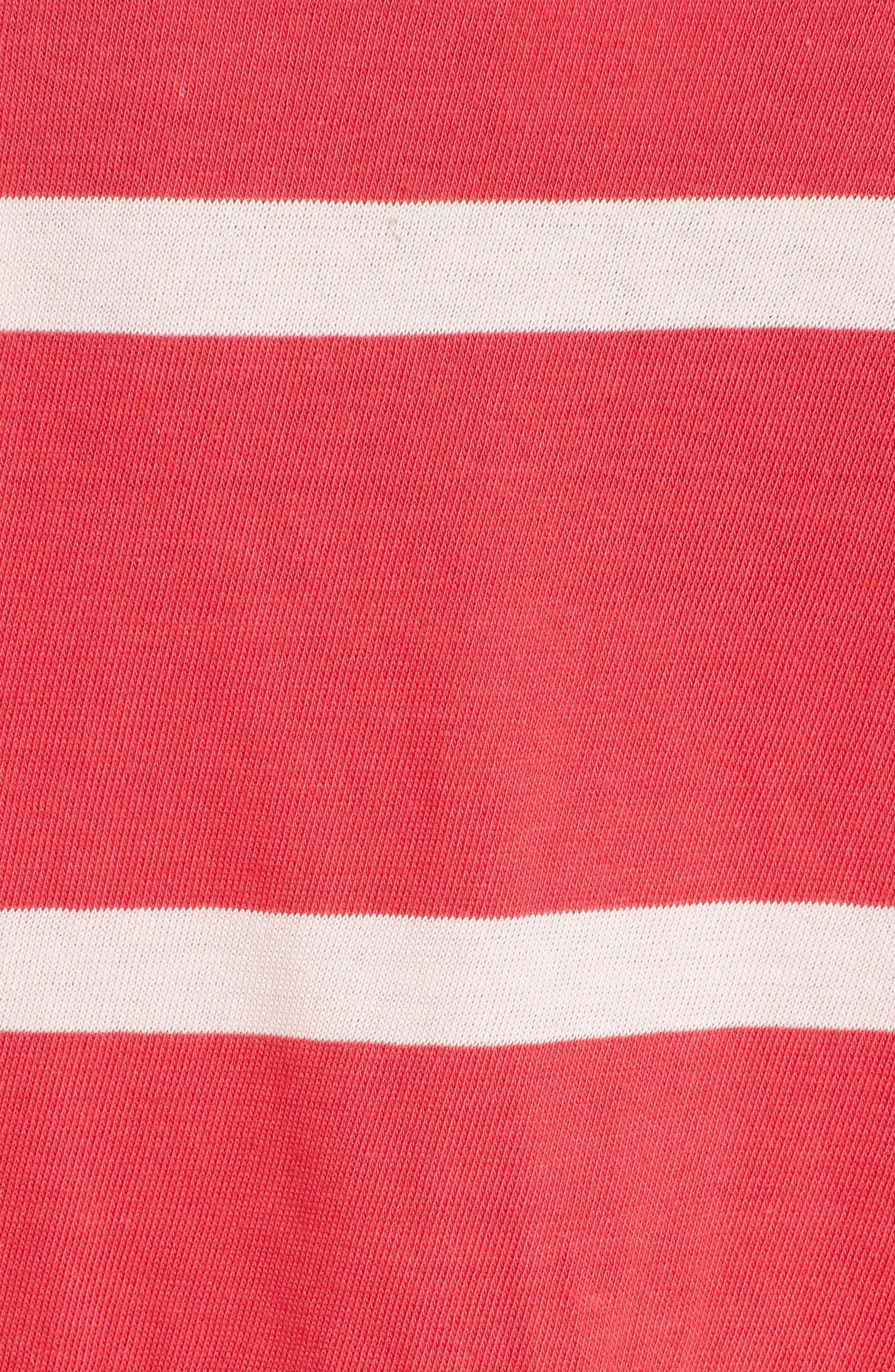 Alternate Image 5  - Free People Upstate Stripe Tee