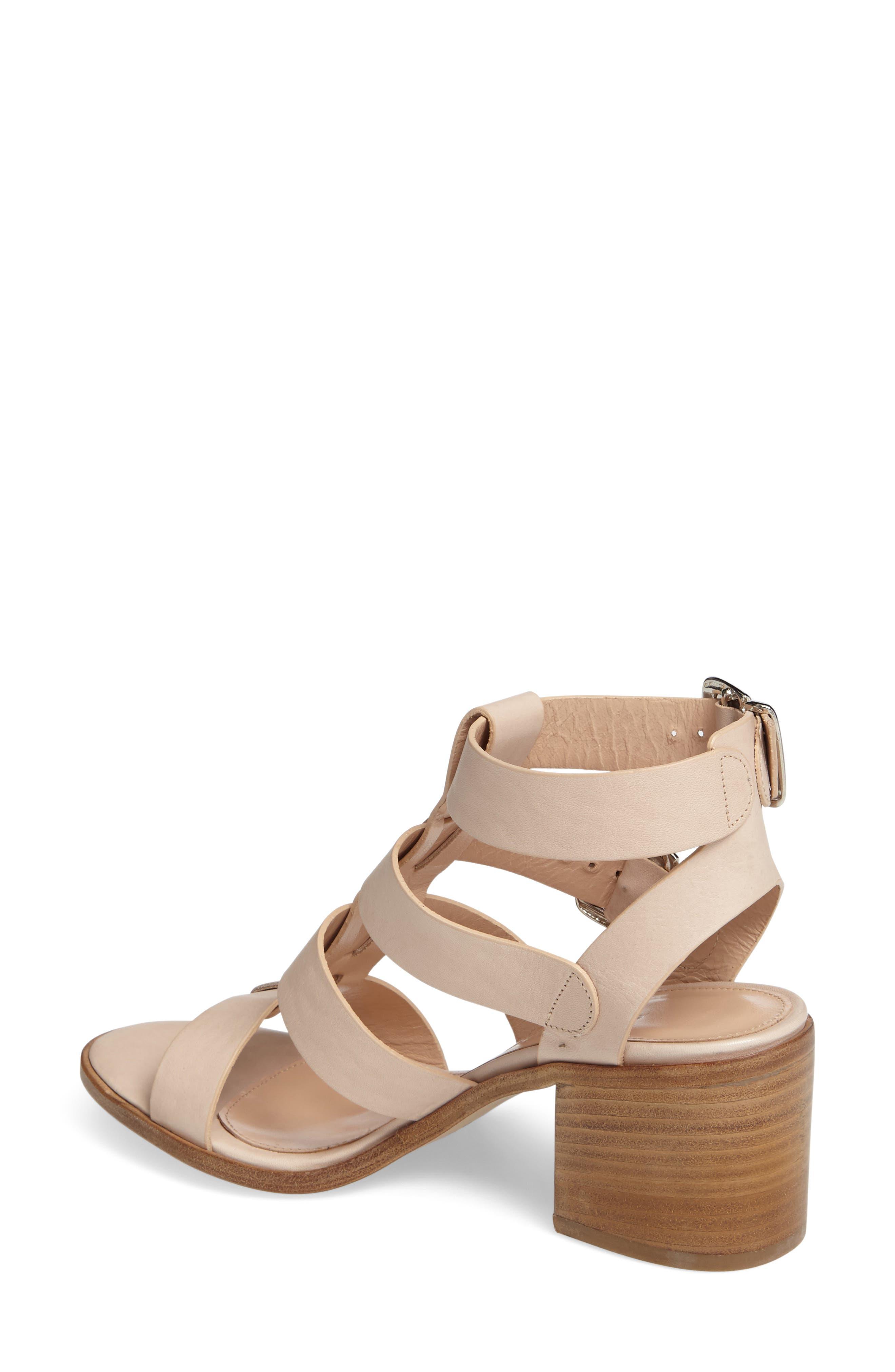 Alternate Image 2  - Charles David Bronson Block Heel Sandal (Women)