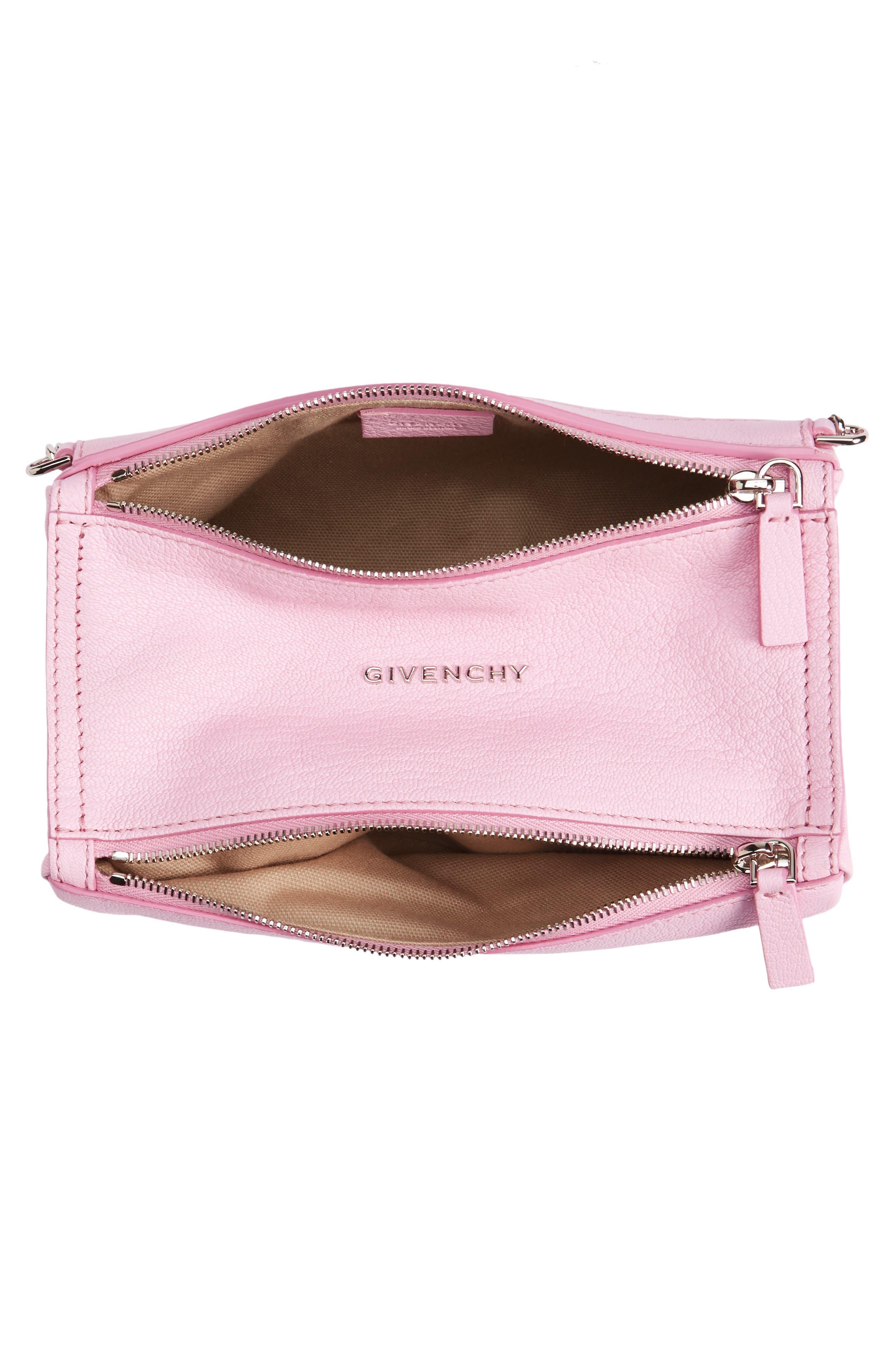 Alternate Image 3  - Givenchy Mini Pandora Sugar Leather Shoulder Bag
