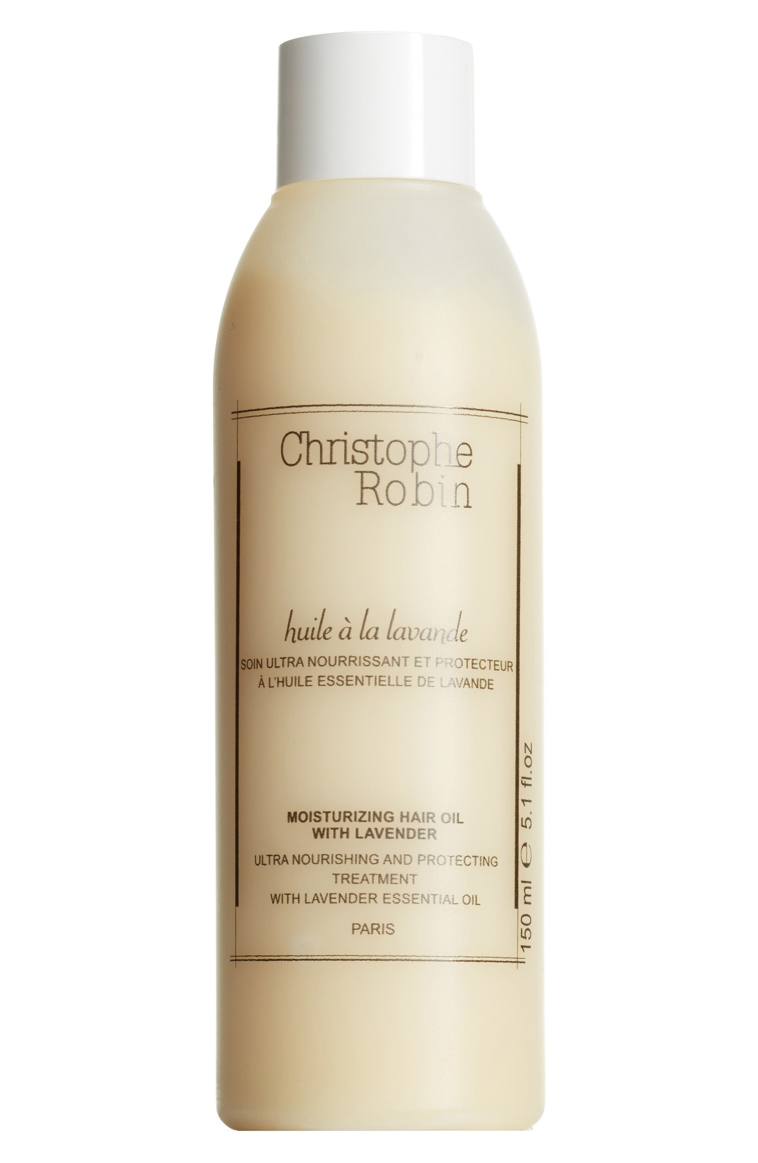 SPACE.NK.apothecary Christophe Robin Moisturizing Hair Oil with Lavender