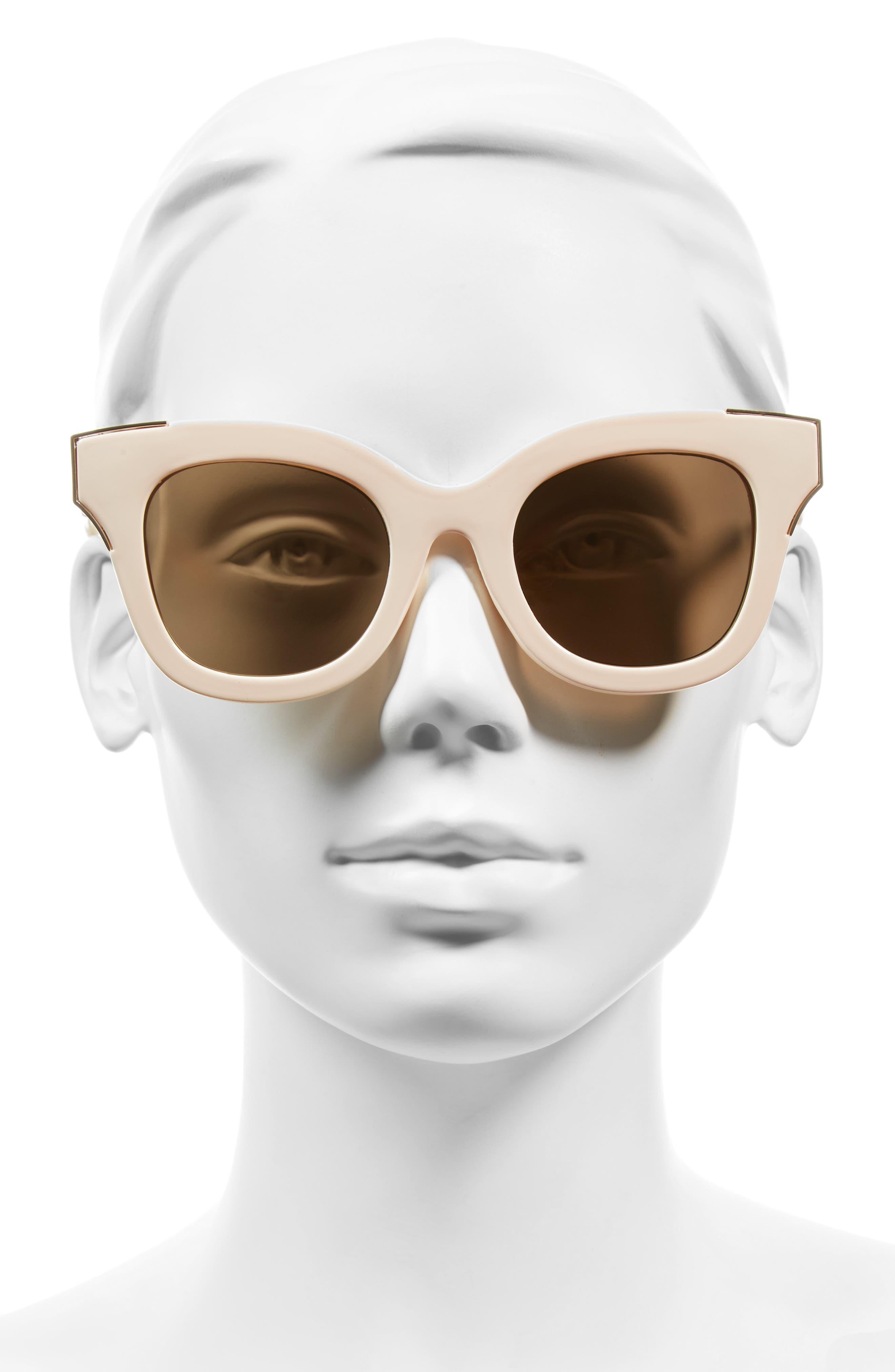 Alternate Image 2  - BP. 50mm Cat Eye Sunglasses