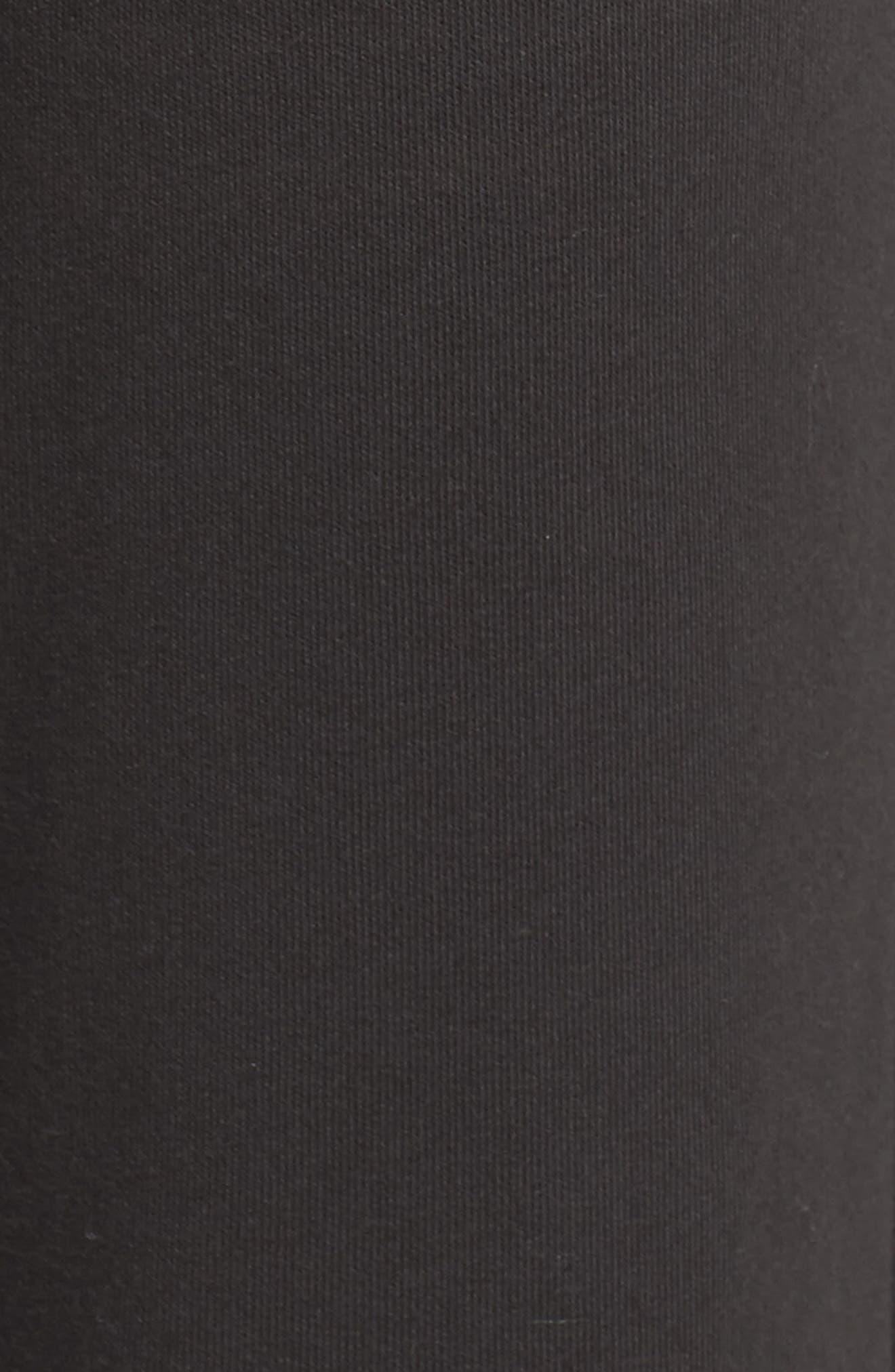 Lounge Jogger Pants,                             Alternate thumbnail 5, color,                             Black