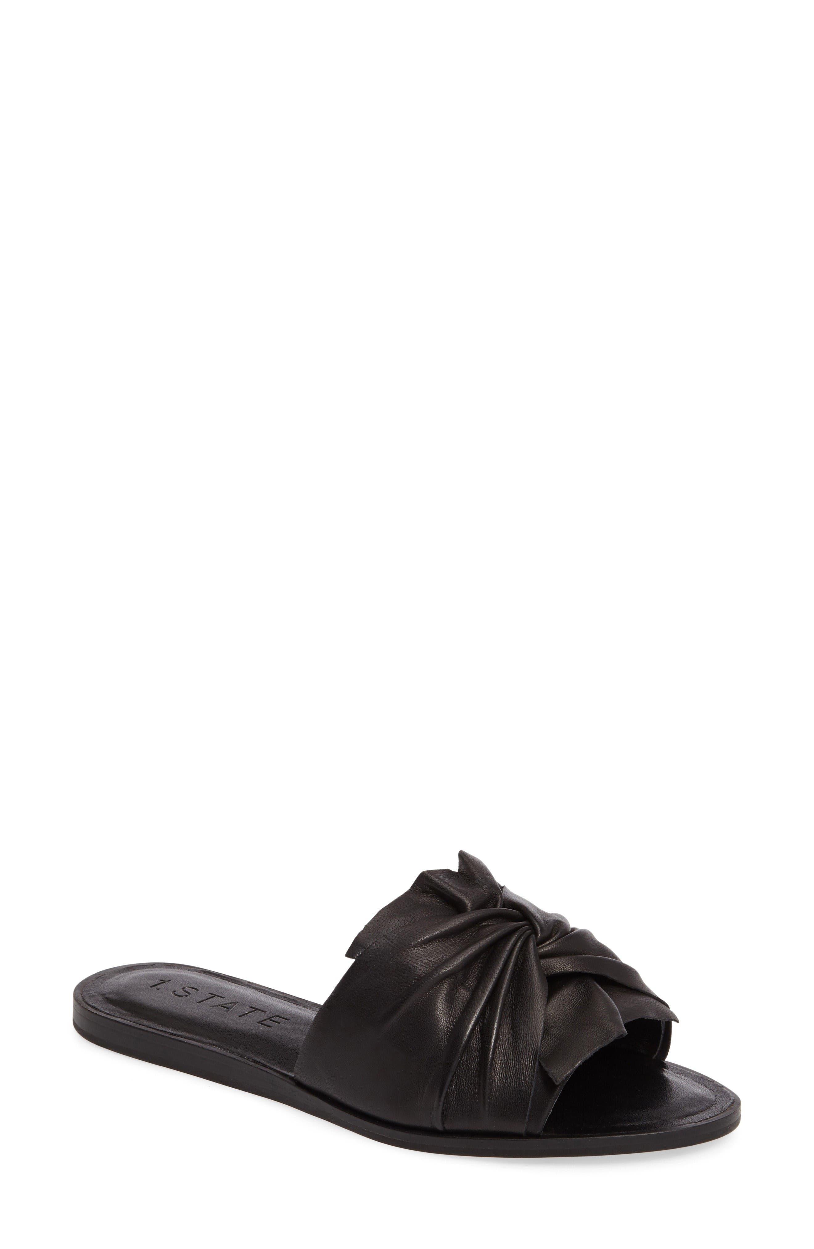 Alternate Image 1 Selected - 1.STATE Chevonn Slide Sandal (Women)