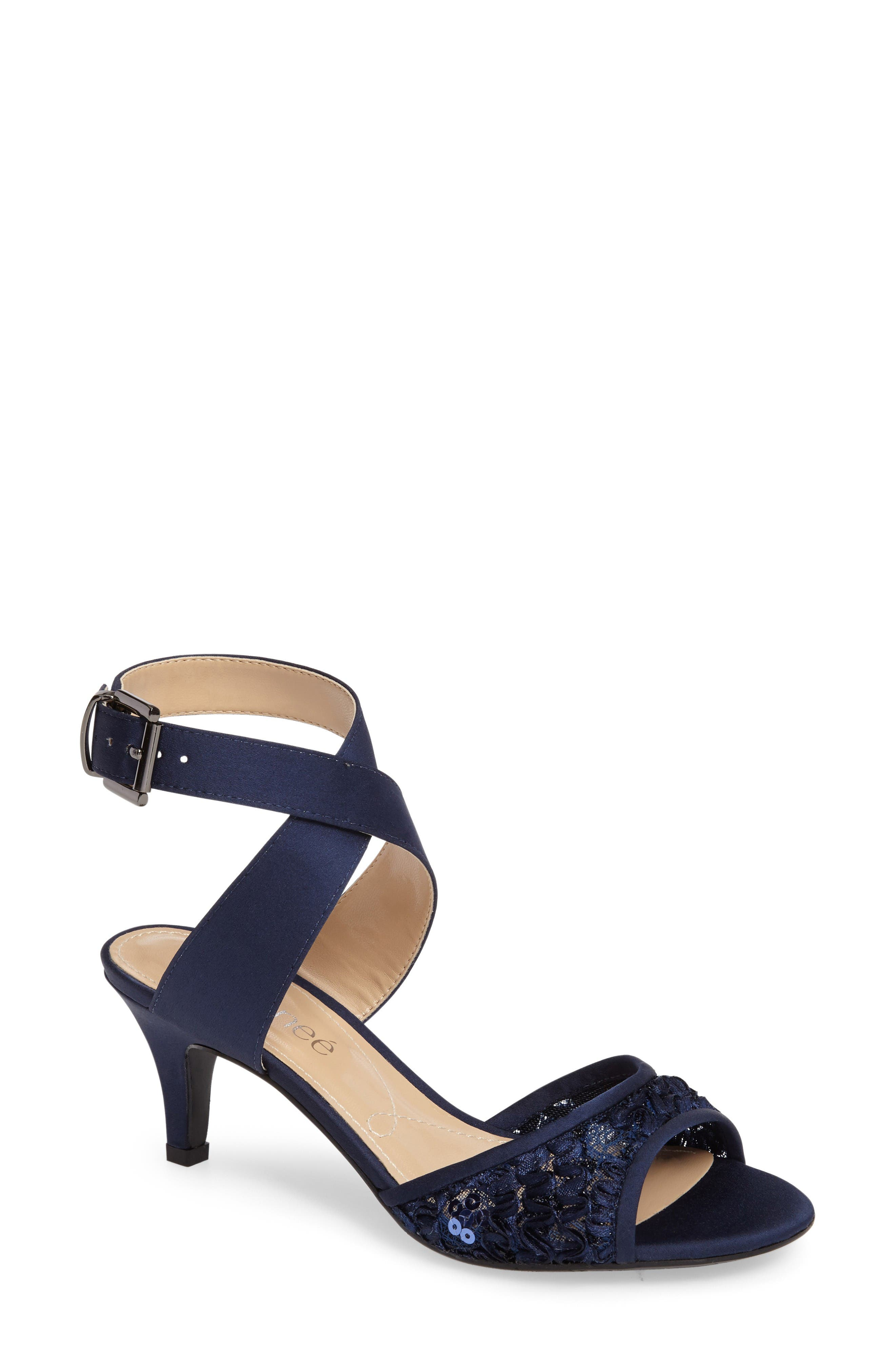 J. Reneé 'Soncino' Ankle Strap Sandal ...