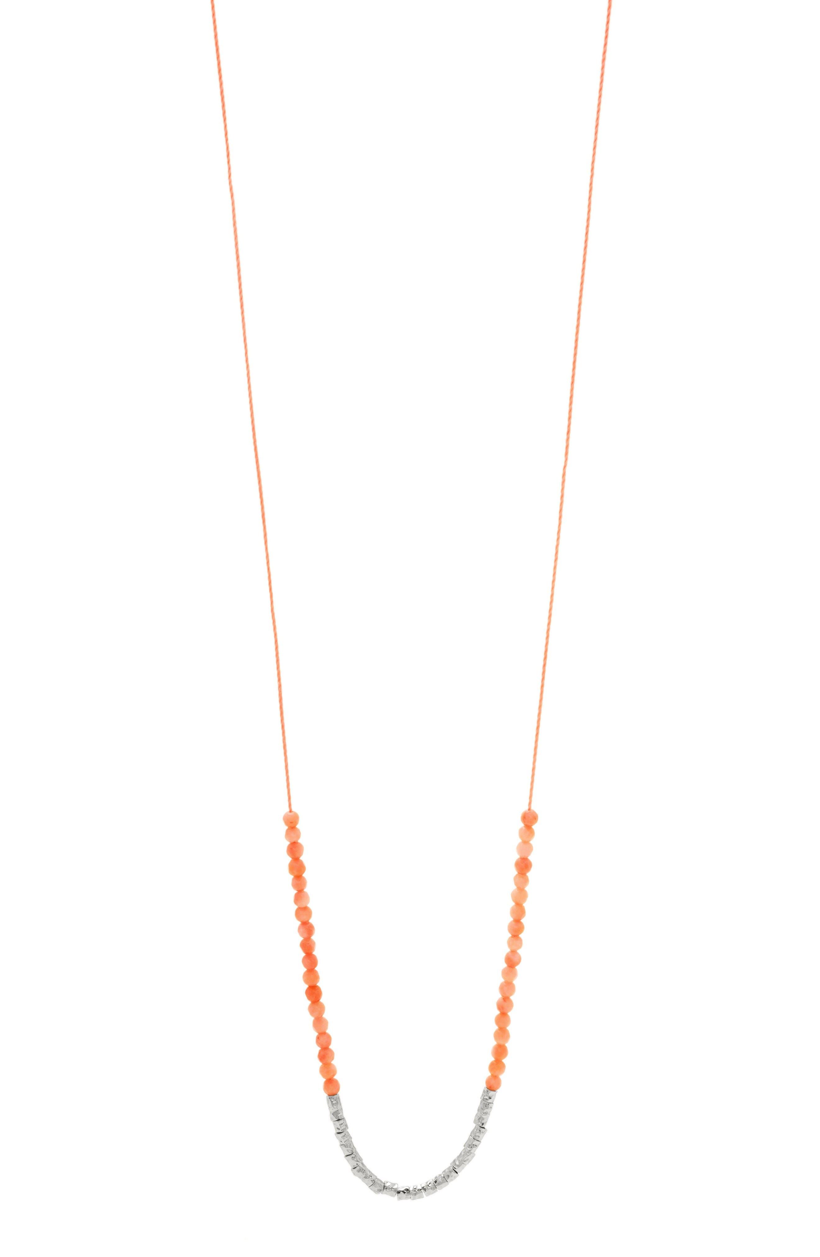 Alternate Image 2  - gorjana Power Stone Adjustable Y-Necklace