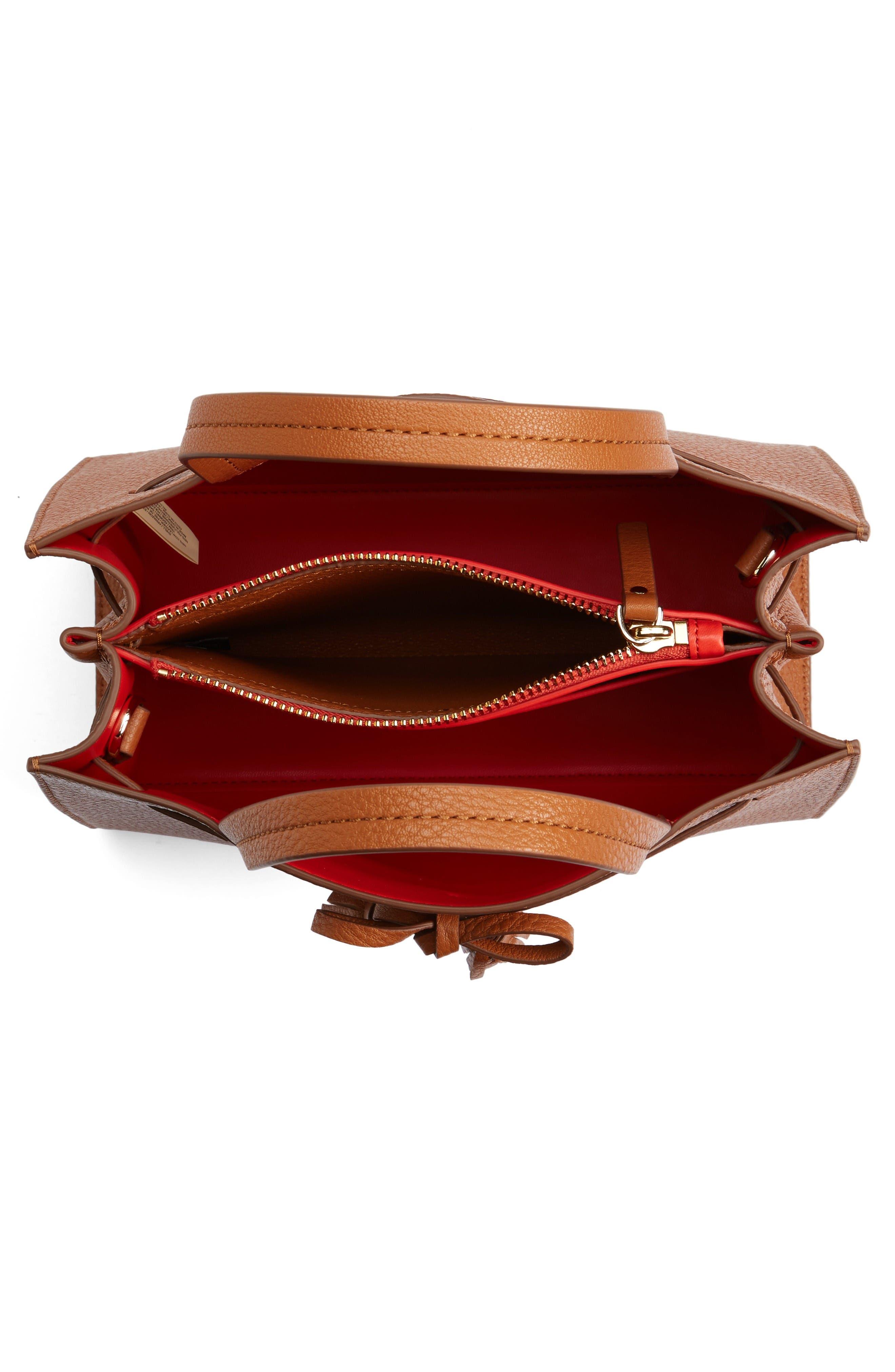 Alternate Image 4  - kate spade new york hayes street small isobel leather satchel