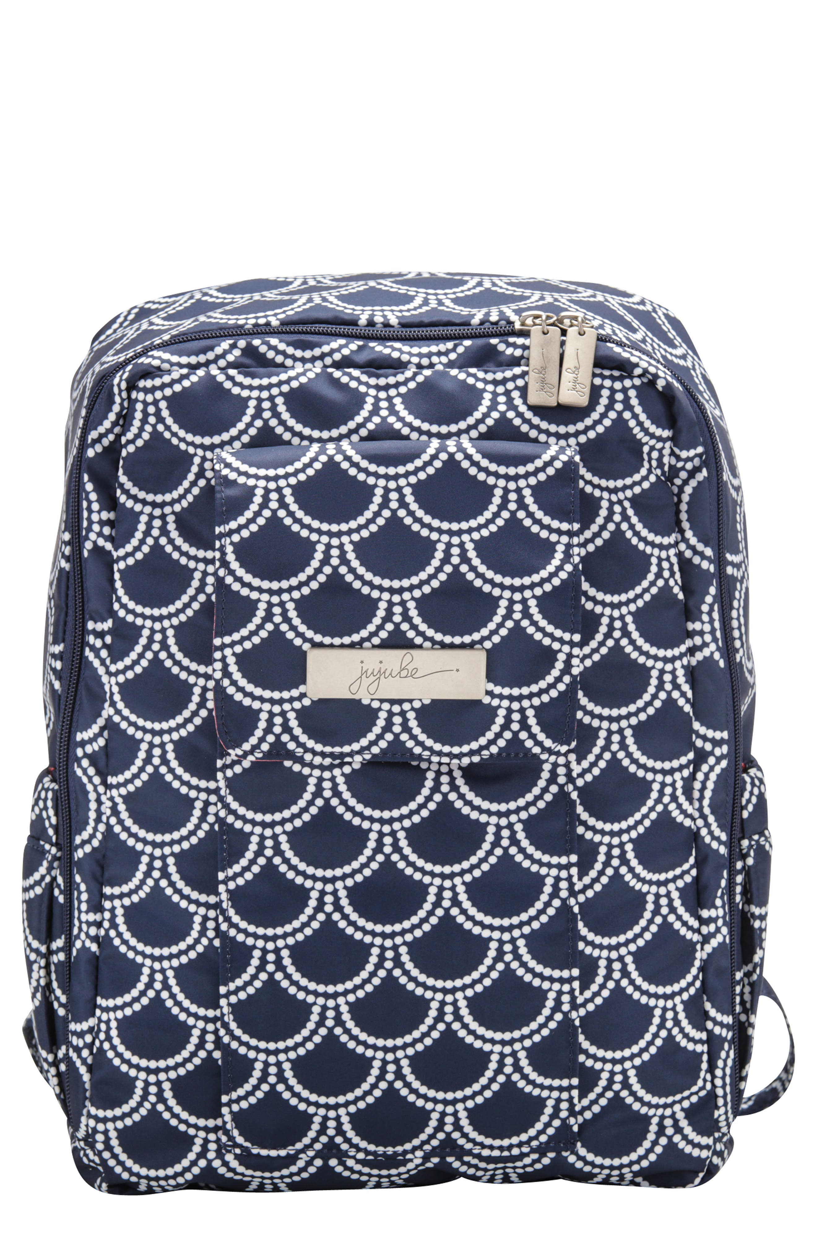 Alternate Image 1 Selected - Ju-Ju-Be Mini Be - Coastal Collection Diaper Backpack