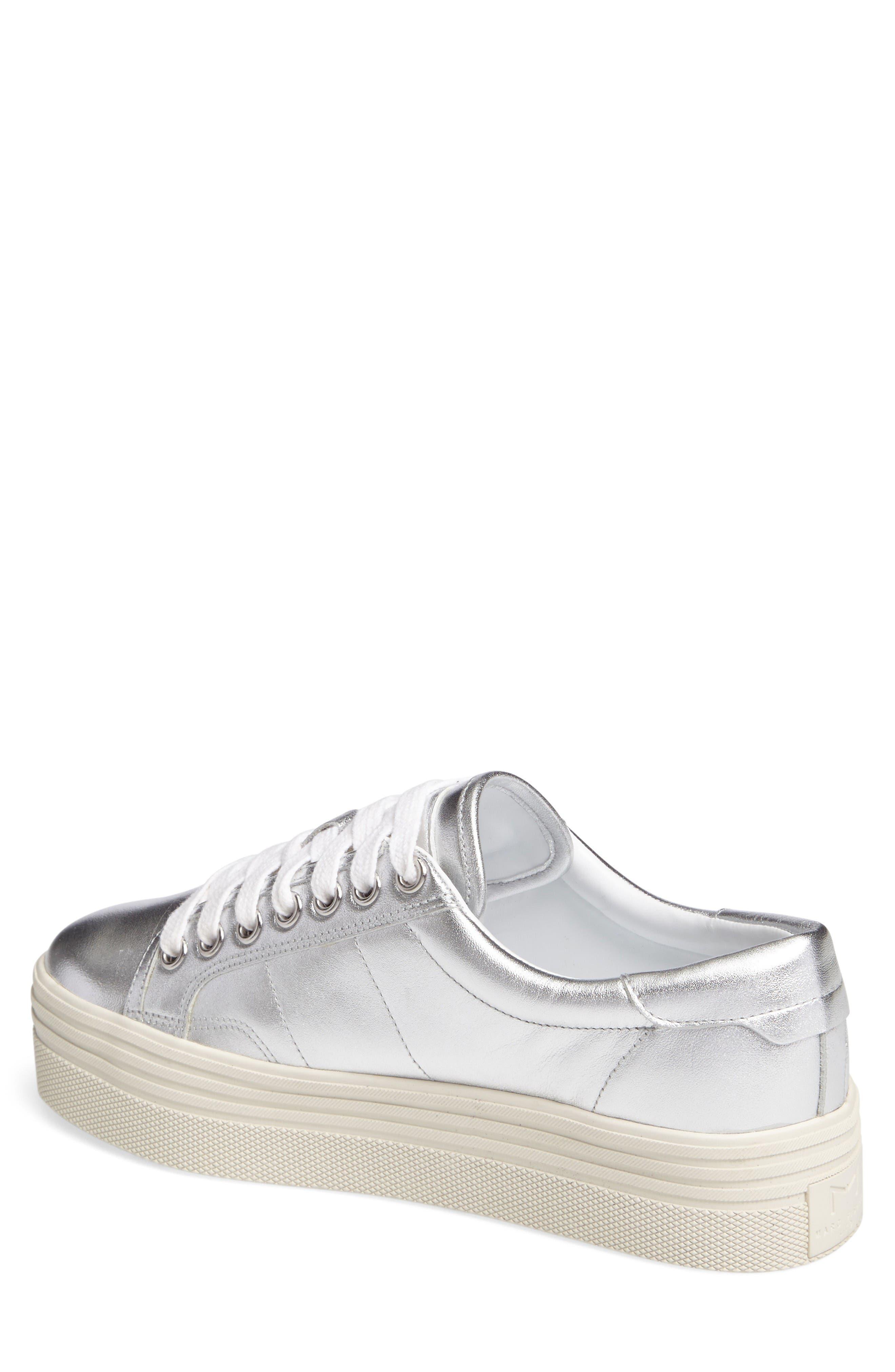Alternate Image 2  - Marc Fisher LTD Emmy Platform Sneaker (Women)