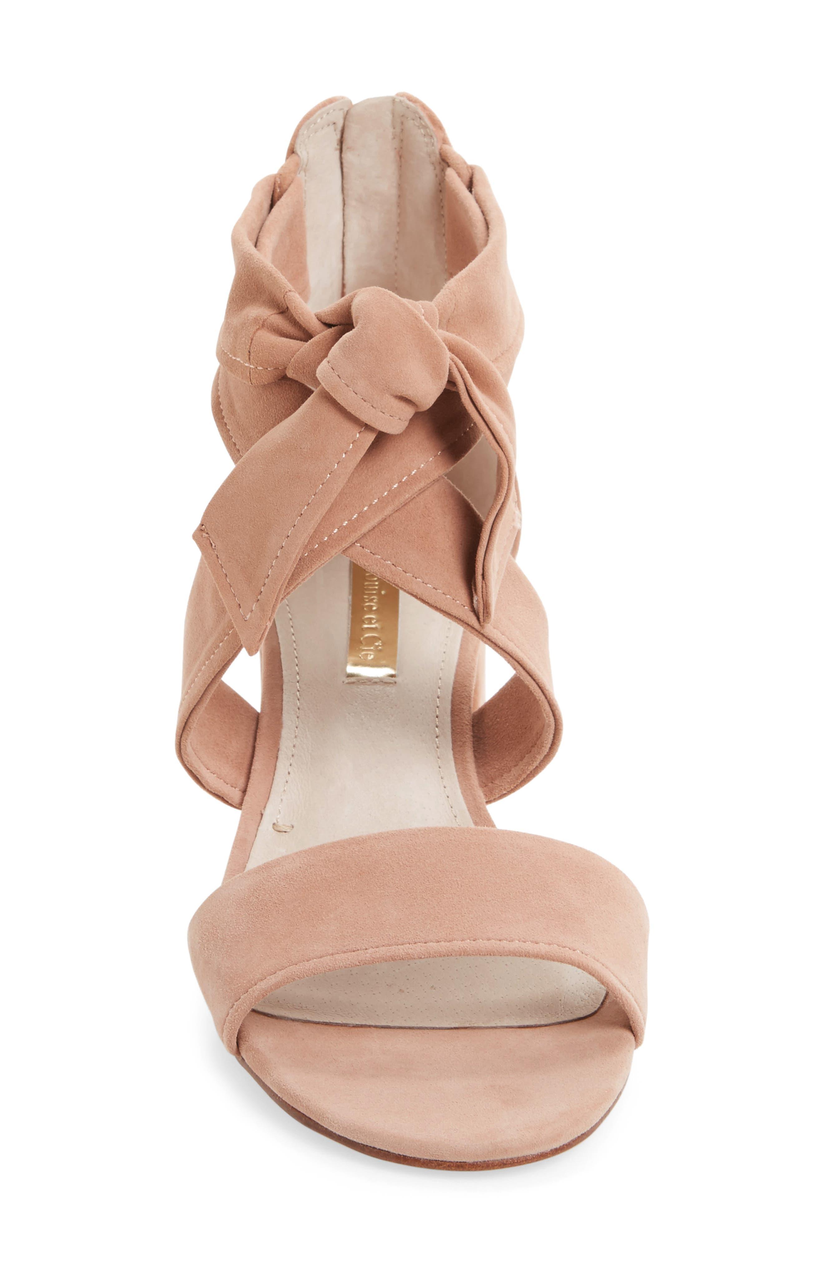 Alternate Image 3  - Louise et Cie Gia Block Heel Sandal (Women)