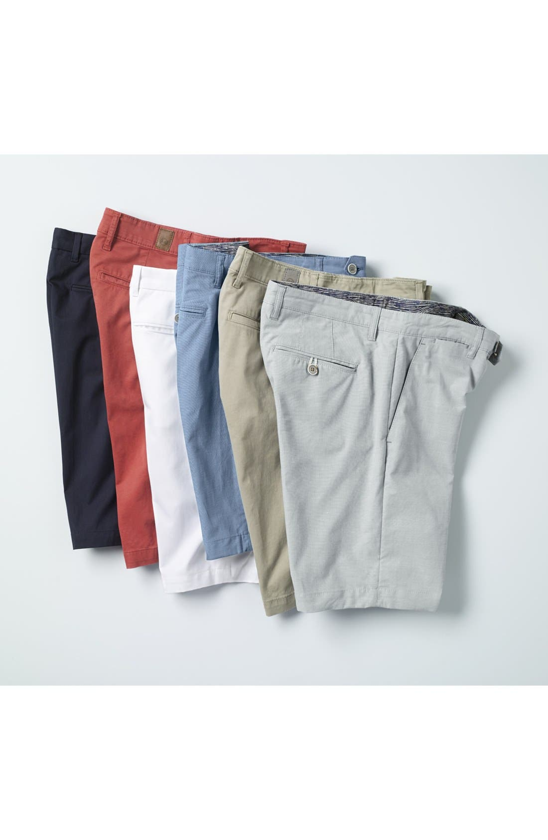 'Griffin' Chino Shorts,                             Alternate thumbnail 10, color,