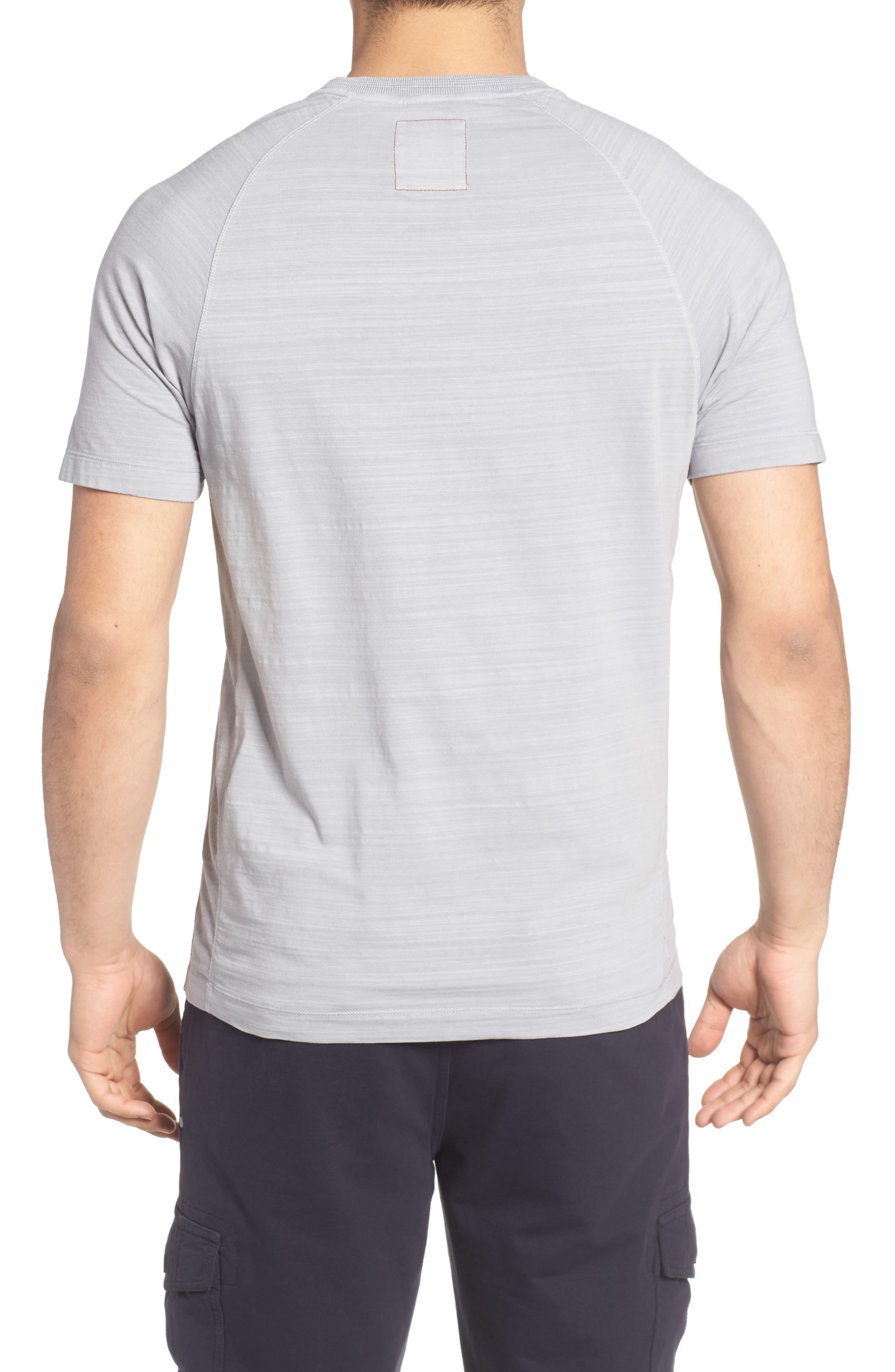 Alternate Image 2  - Thaddeus Riggs Stretch Slub Jersey T-Shirt