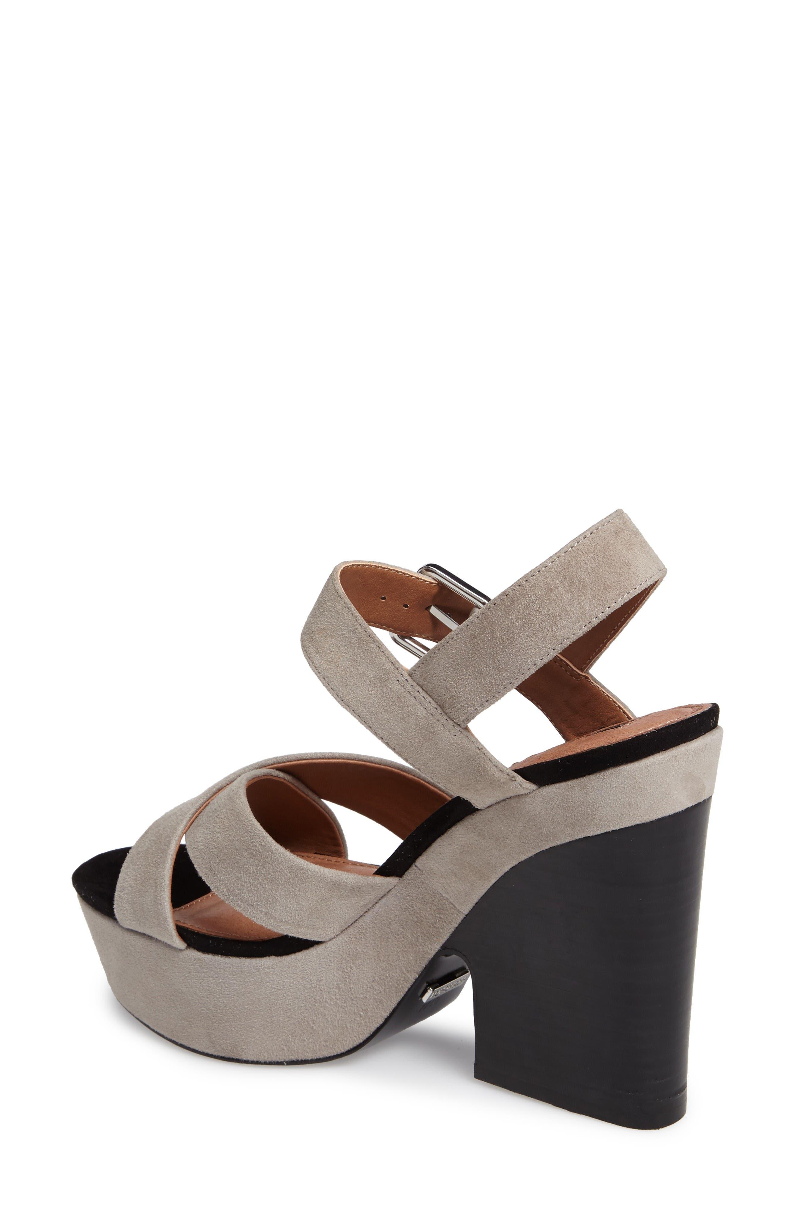 Alternate Image 2  - Topshop Layla Platform Sandal (Women)