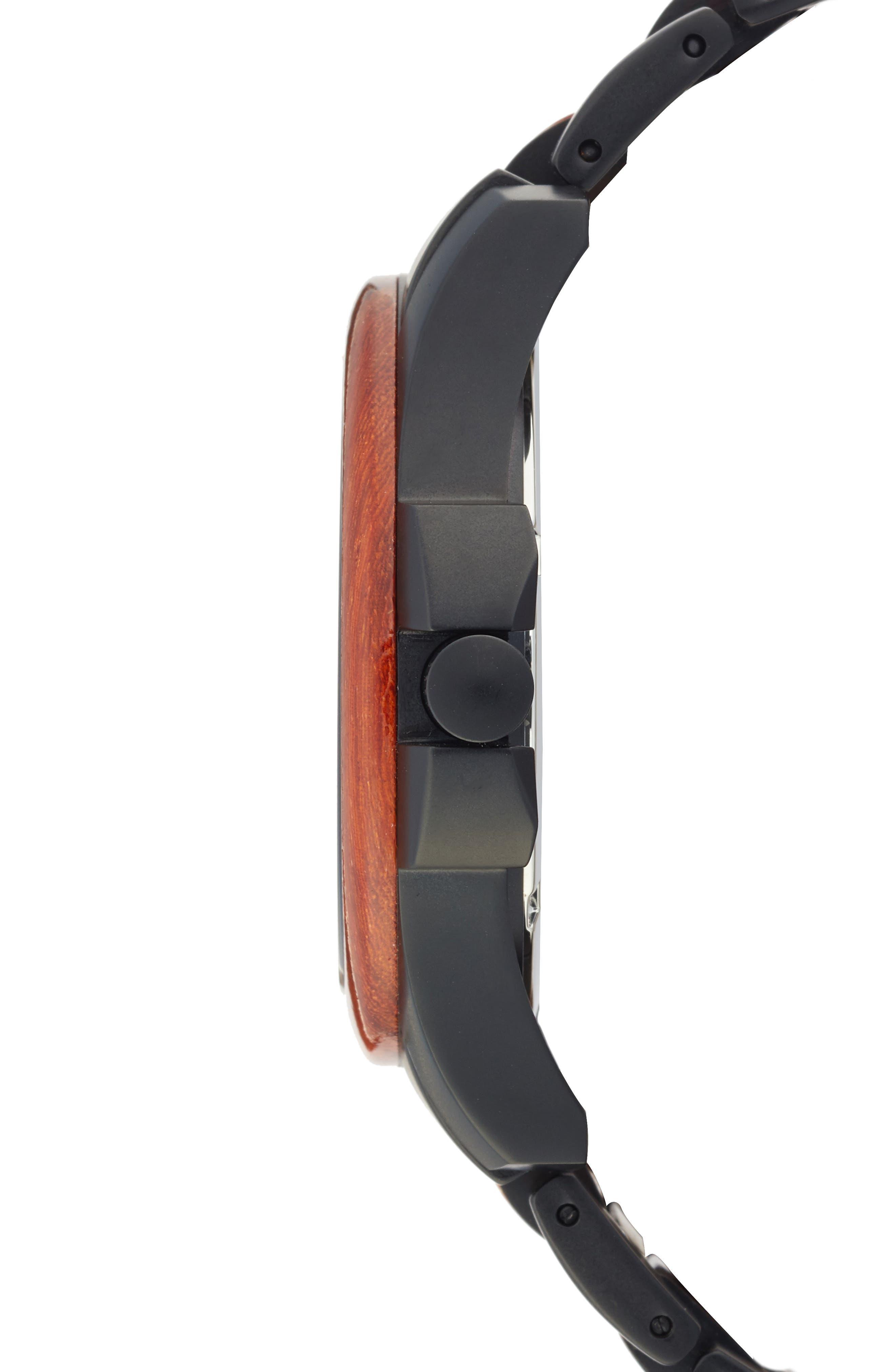 Alternate Image 3  - Original Grain The Classic Bracelet Watch, 43mm