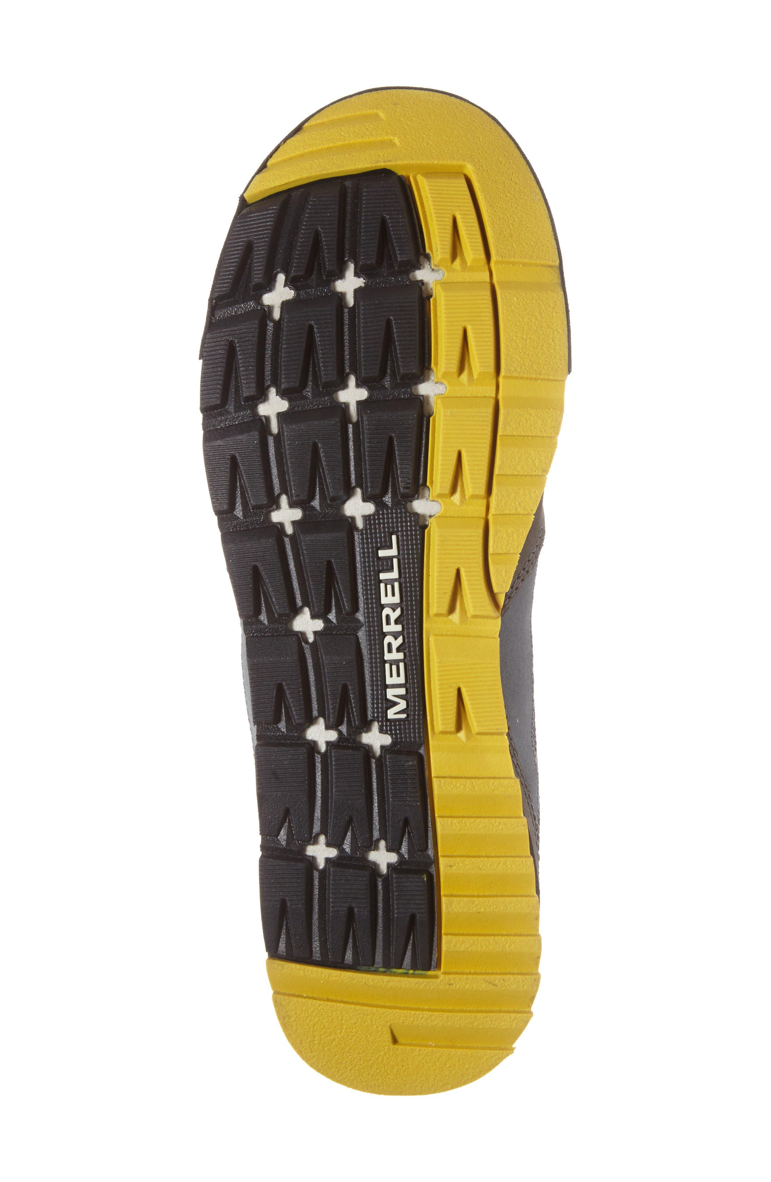 Alternate Image 6  - Merrell Burnt Rock Sneaker (Men)