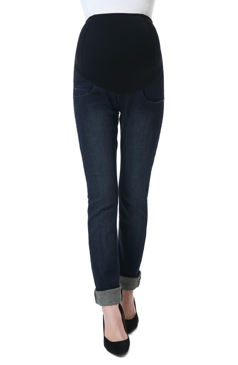Frankie Straight Leg Maternity Jeans