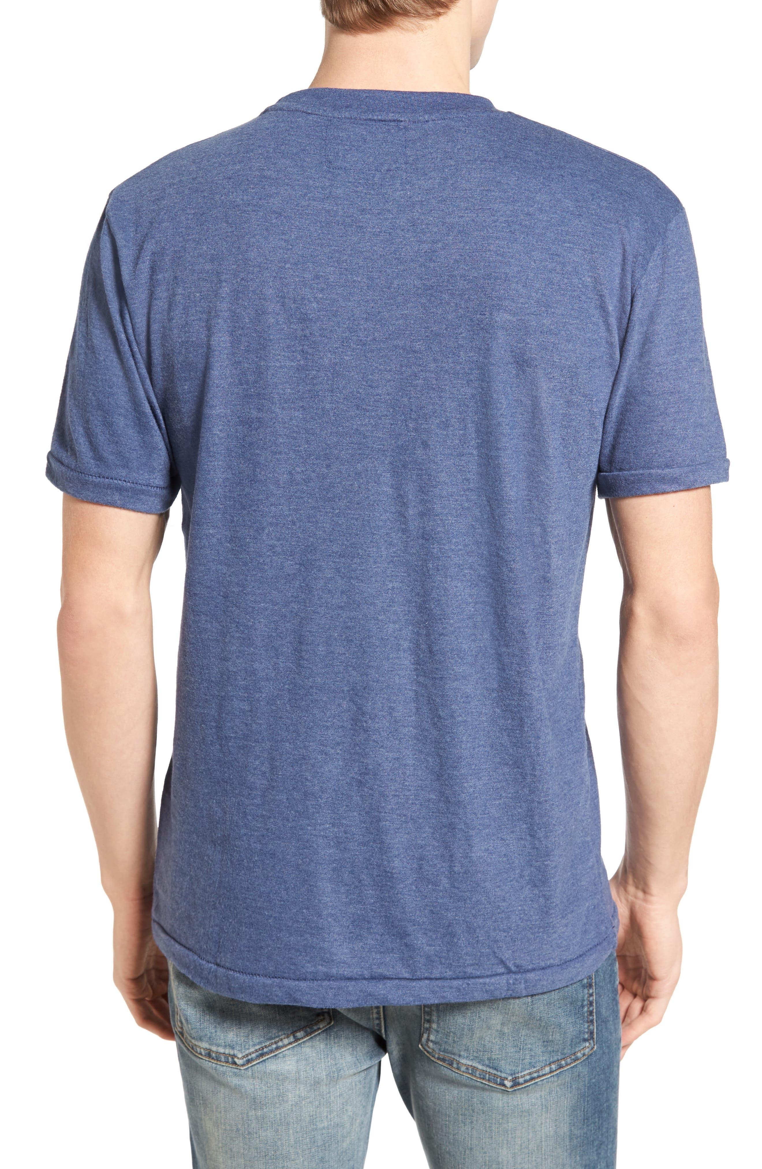 Hillwood Houston Astros T-Shirt,                             Alternate thumbnail 2, color,                             Heather Navy