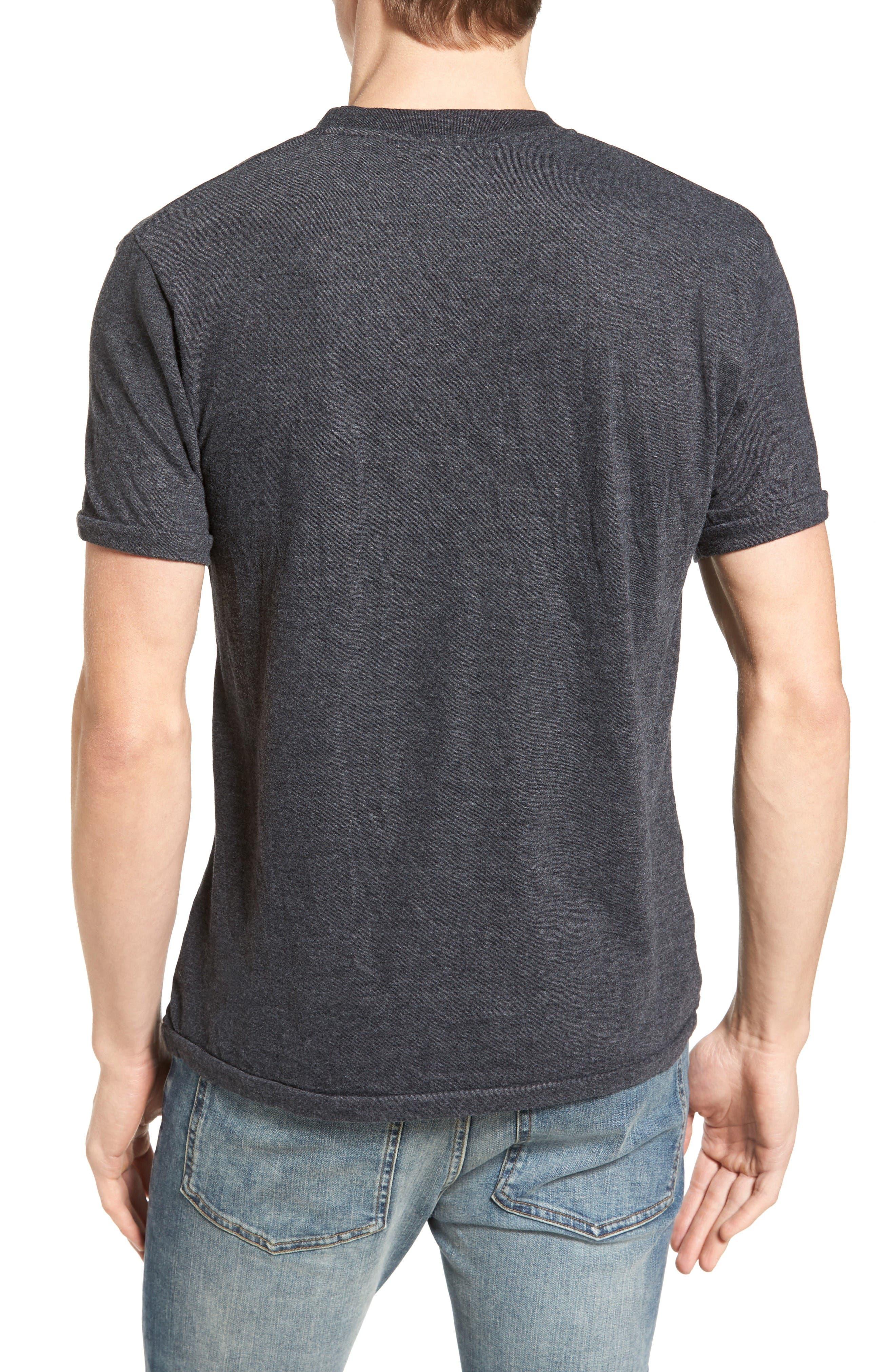 Alternate Image 2  - American Needle Hillwood Cincinnati Reds T-Shirt