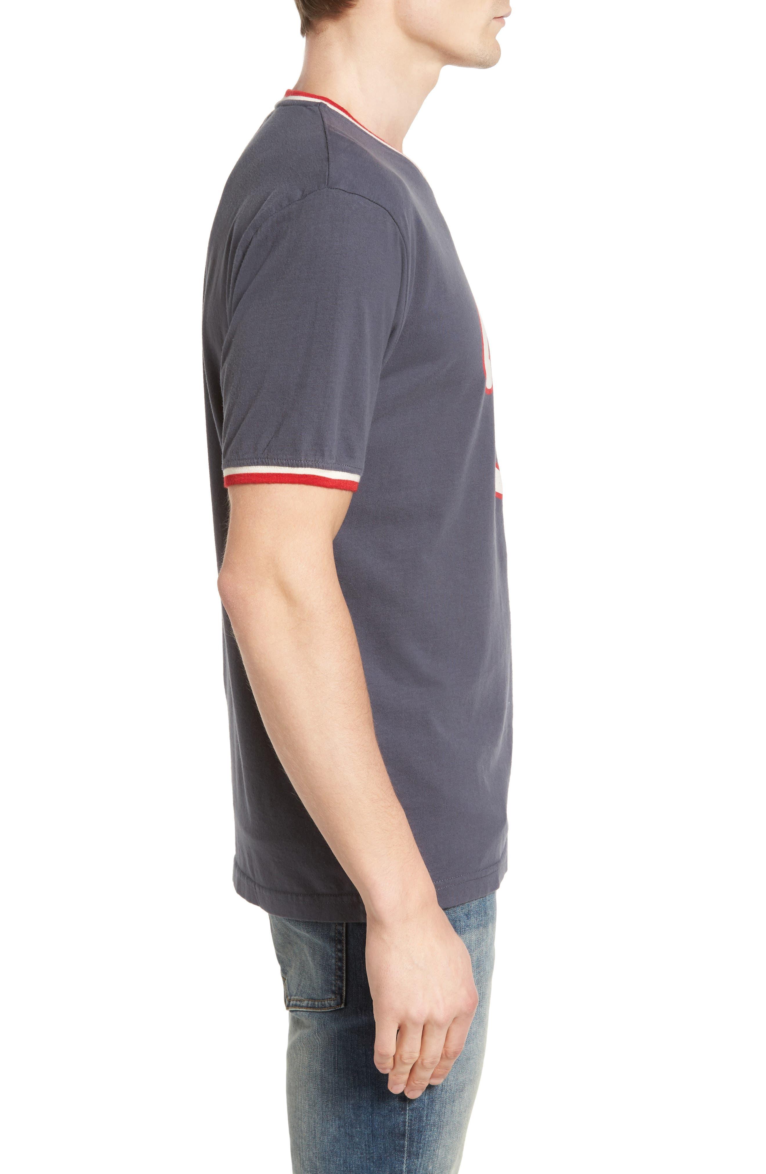 Alternate Image 3  - American Needle Eastwood Washington Nationals T-Shirt