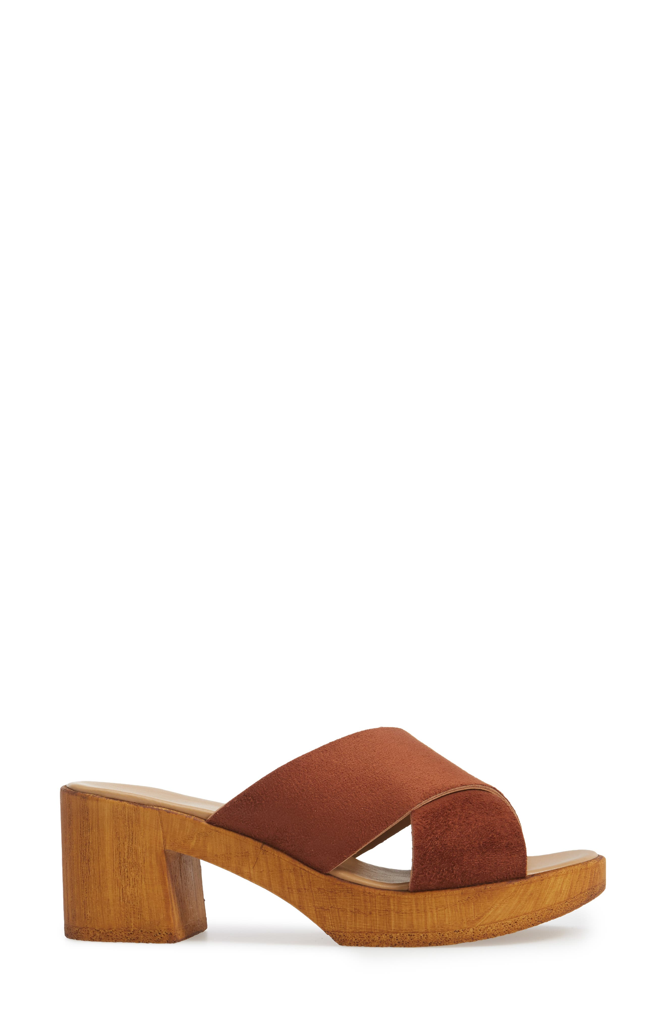 Alternate Image 5  - Topshop Dixy Clog Sandal (Women)
