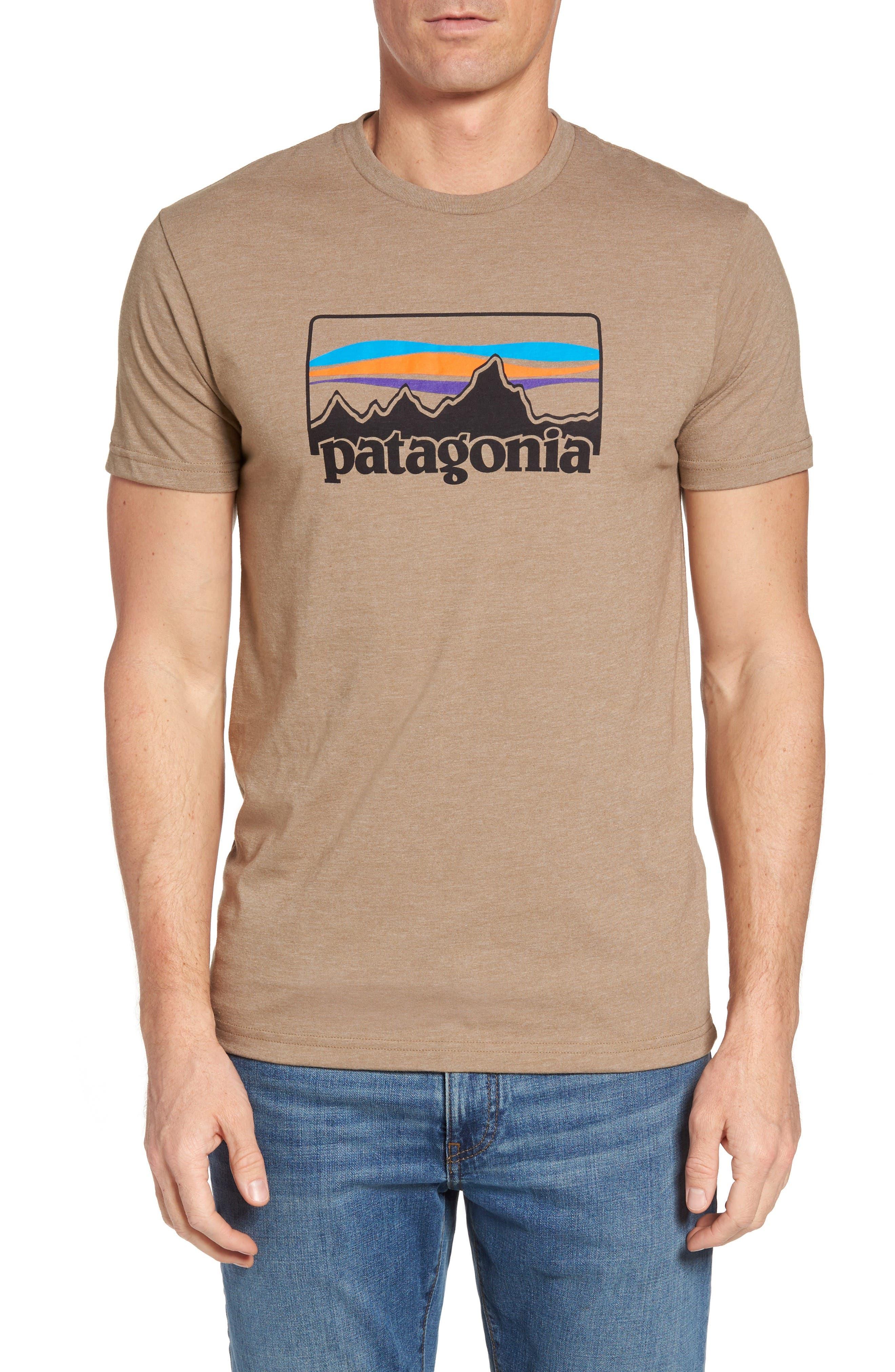 '73 Logo Regular Fit T-Shirt,                             Main thumbnail 1, color,                             Mojave Khaki