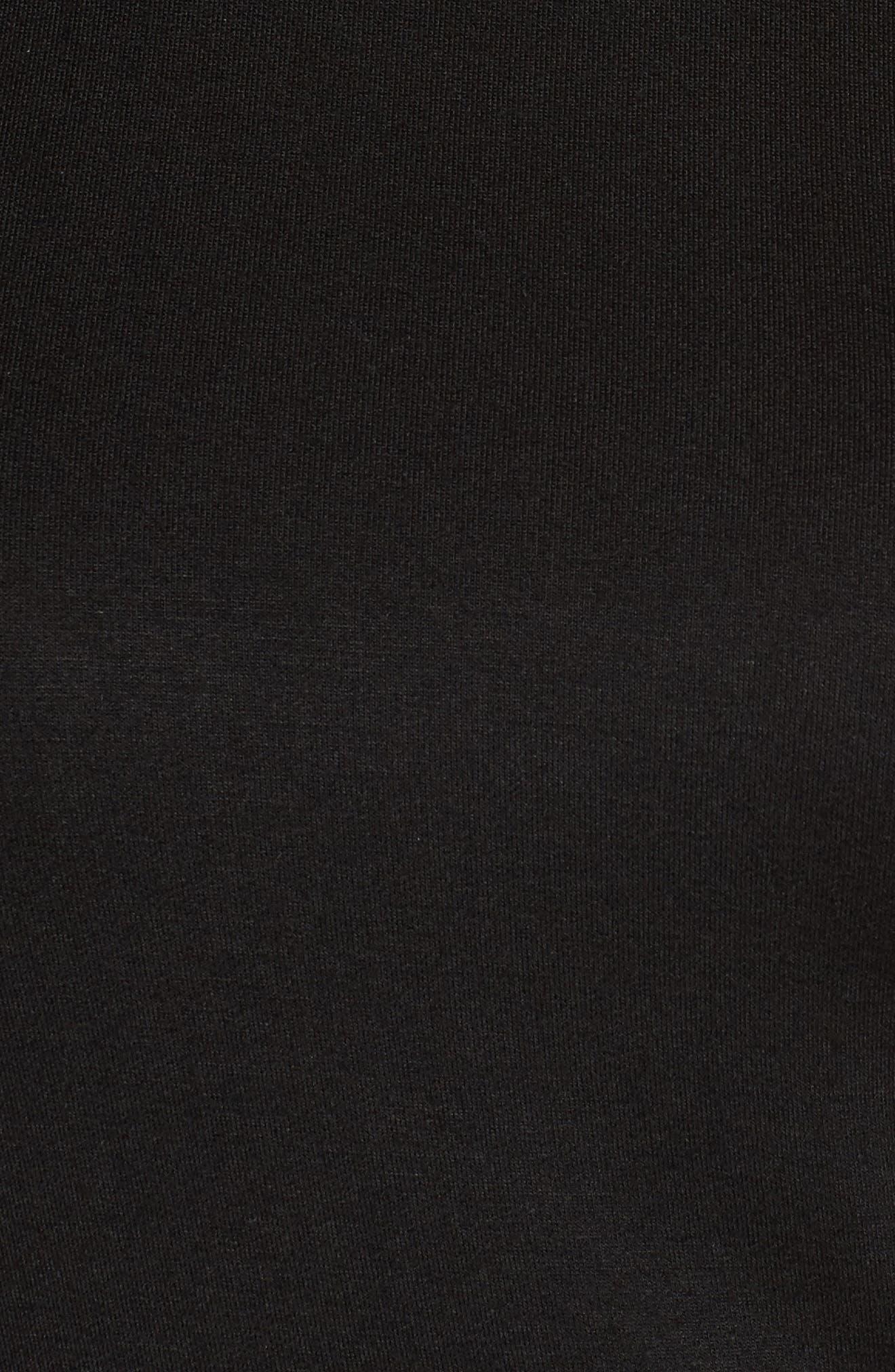 Alternate Image 5  - Press Drawstring Waist Midi Dress