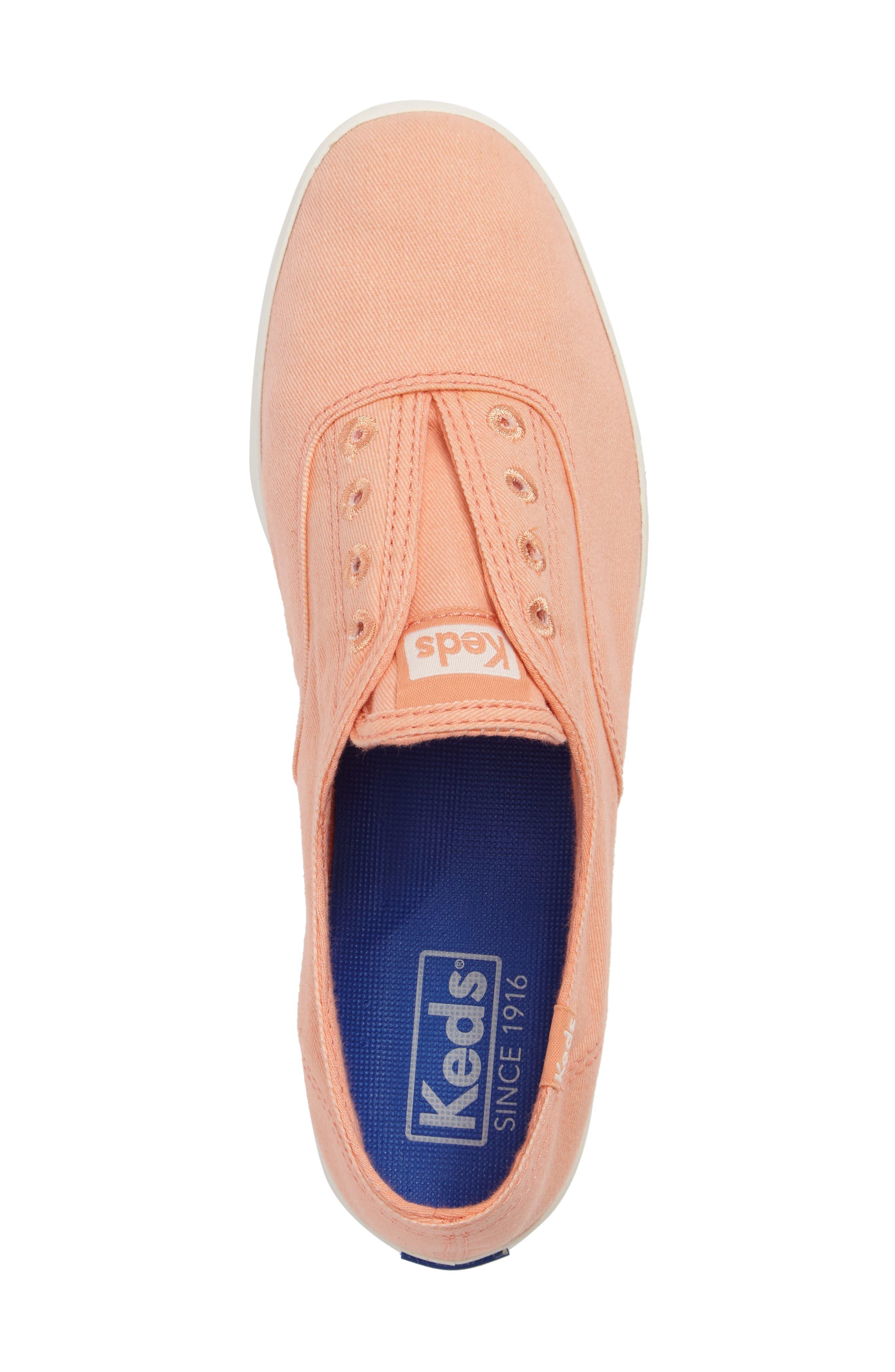 Alternate Image 5  - Keds® 'Chillax' Ripstop Slip-On Sneaker (Women)