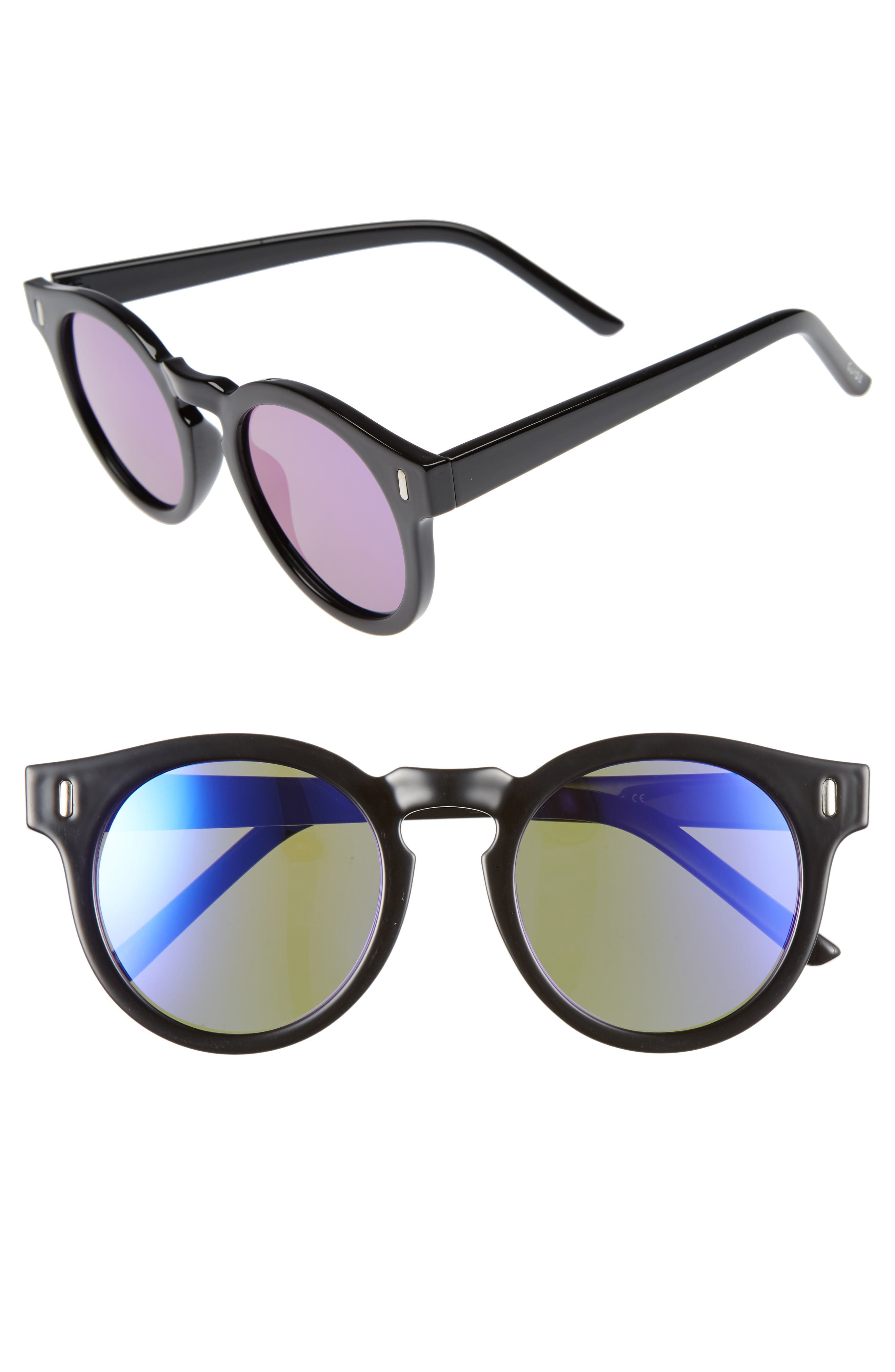 Bonnie Clyde Hill 50mm Polarized Sunglasses