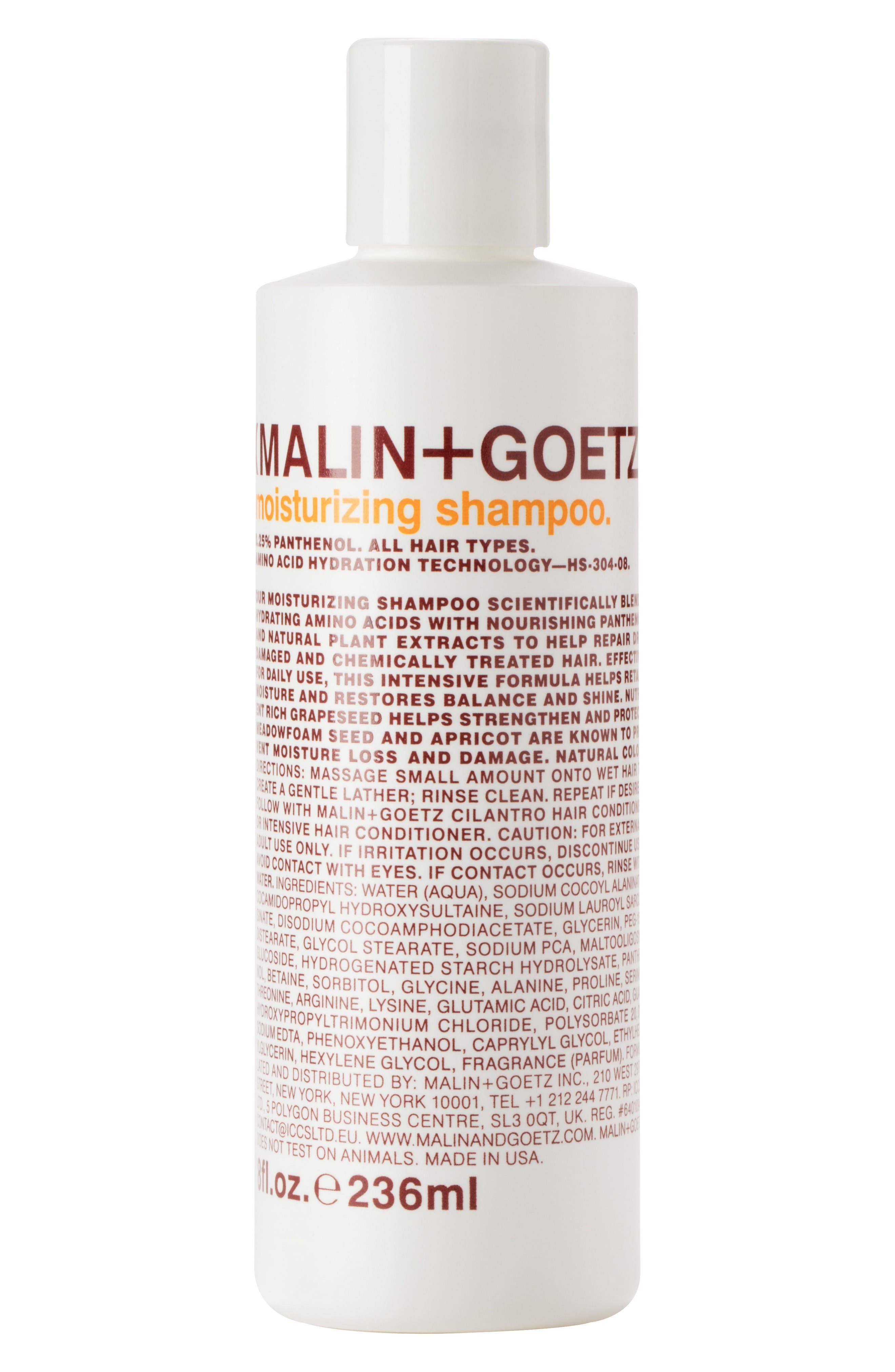 Alternate Image 1 Selected - MALIN+GOETZ Moisturizing Shampoo