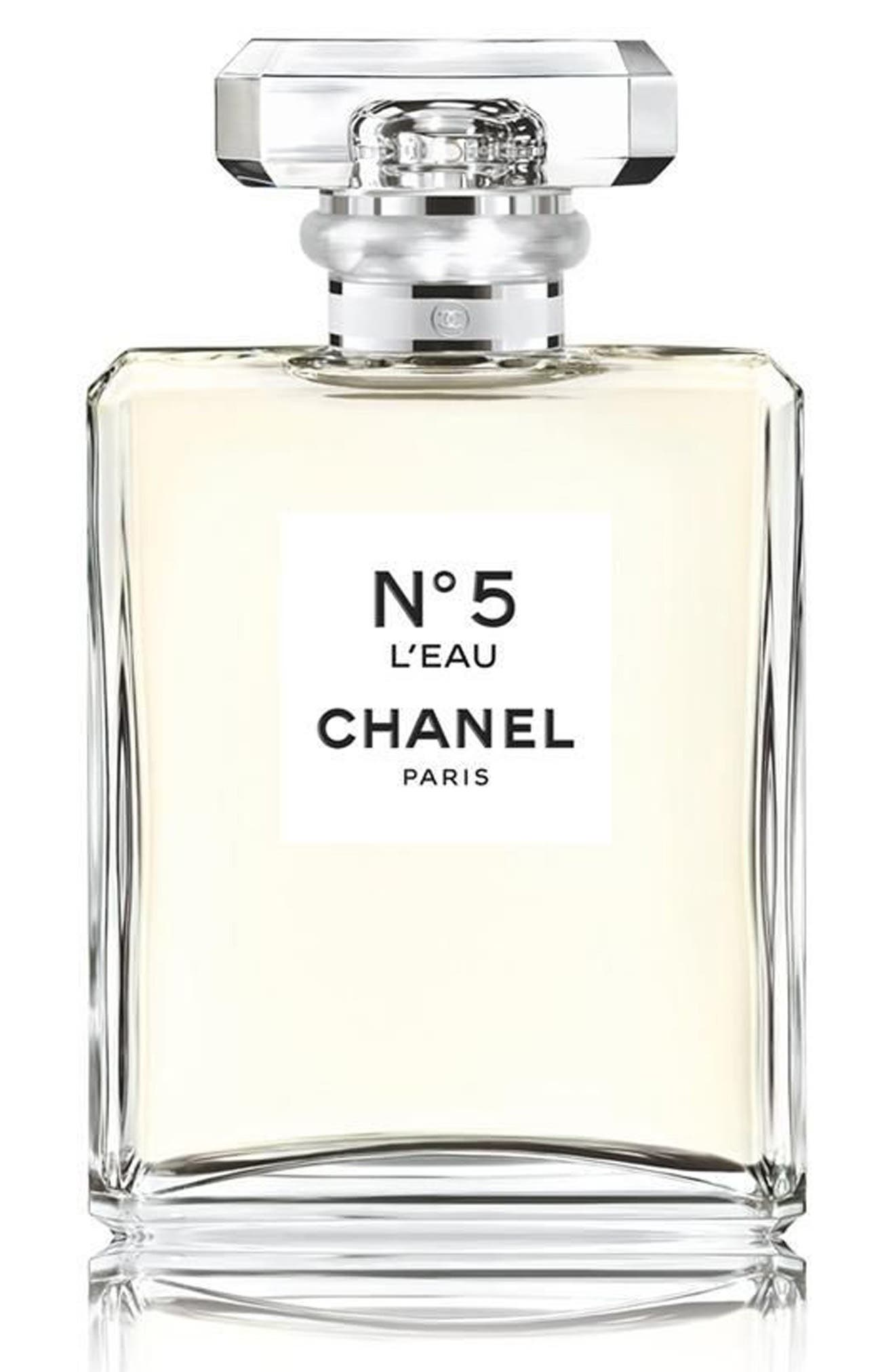 N°5 L'EAU<br />Eau de Toilette Spray,                             Main thumbnail 1, color,                             No Color