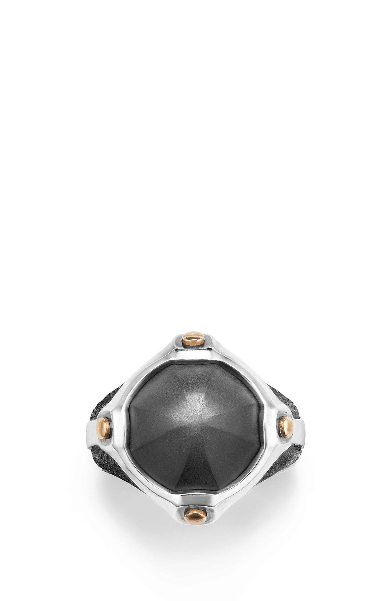 Alternate Image 3  - David Yurman Anvil Signet Ring