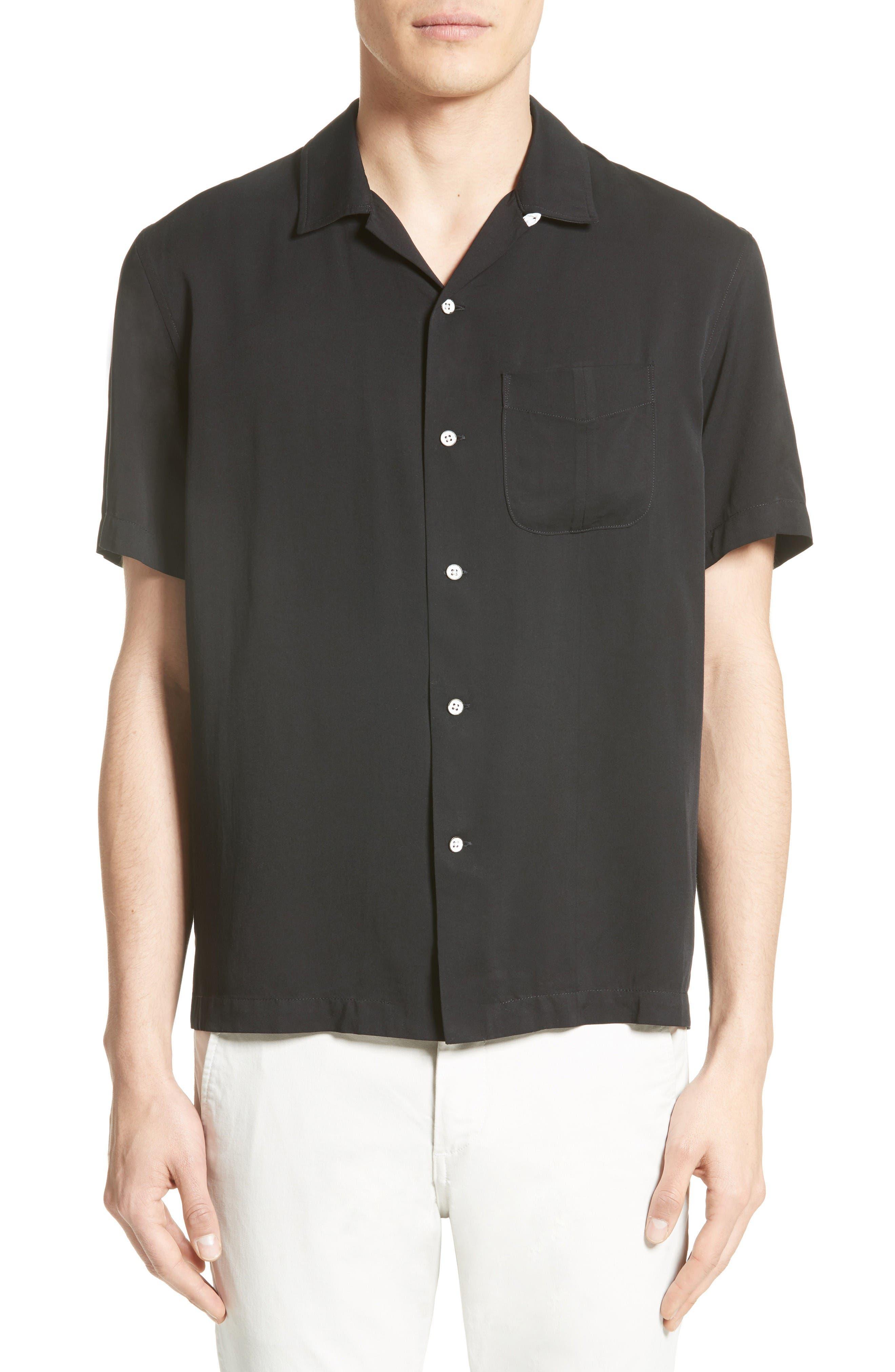 rag & bone Glenn Camp Shirt