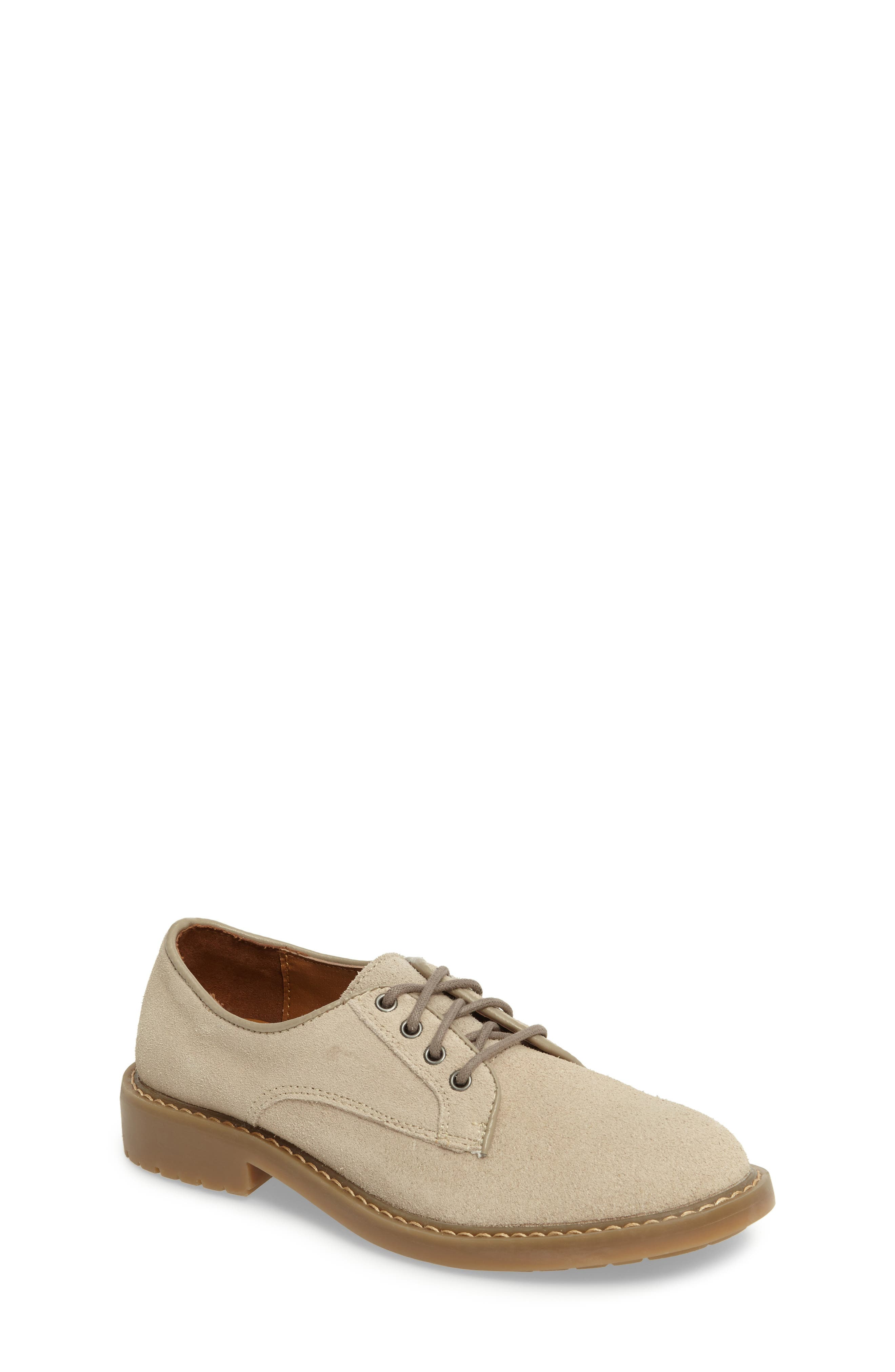 Alternate Image 1 Selected - Kenneth Cole New York Take Buck Oxford (Toddler, Little Kid & Big Kid)