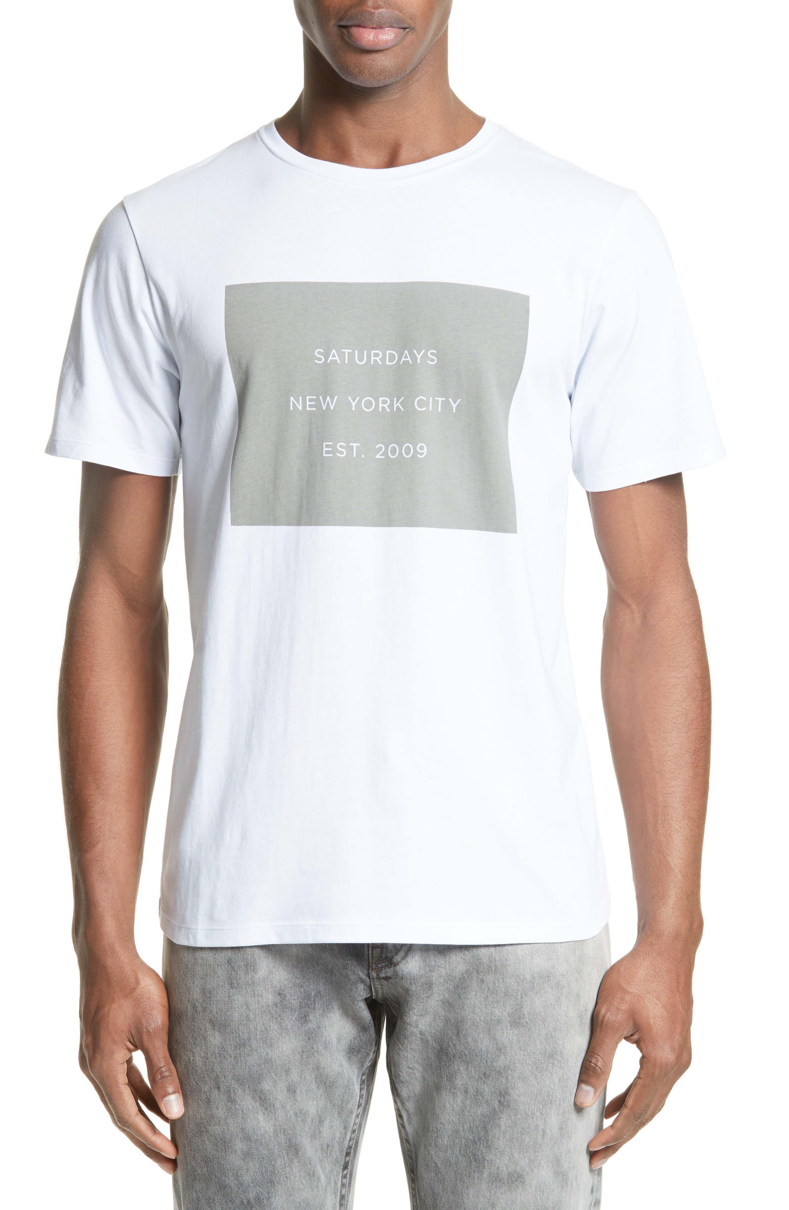 Main Image - Saturdays NYC T-Shirt
