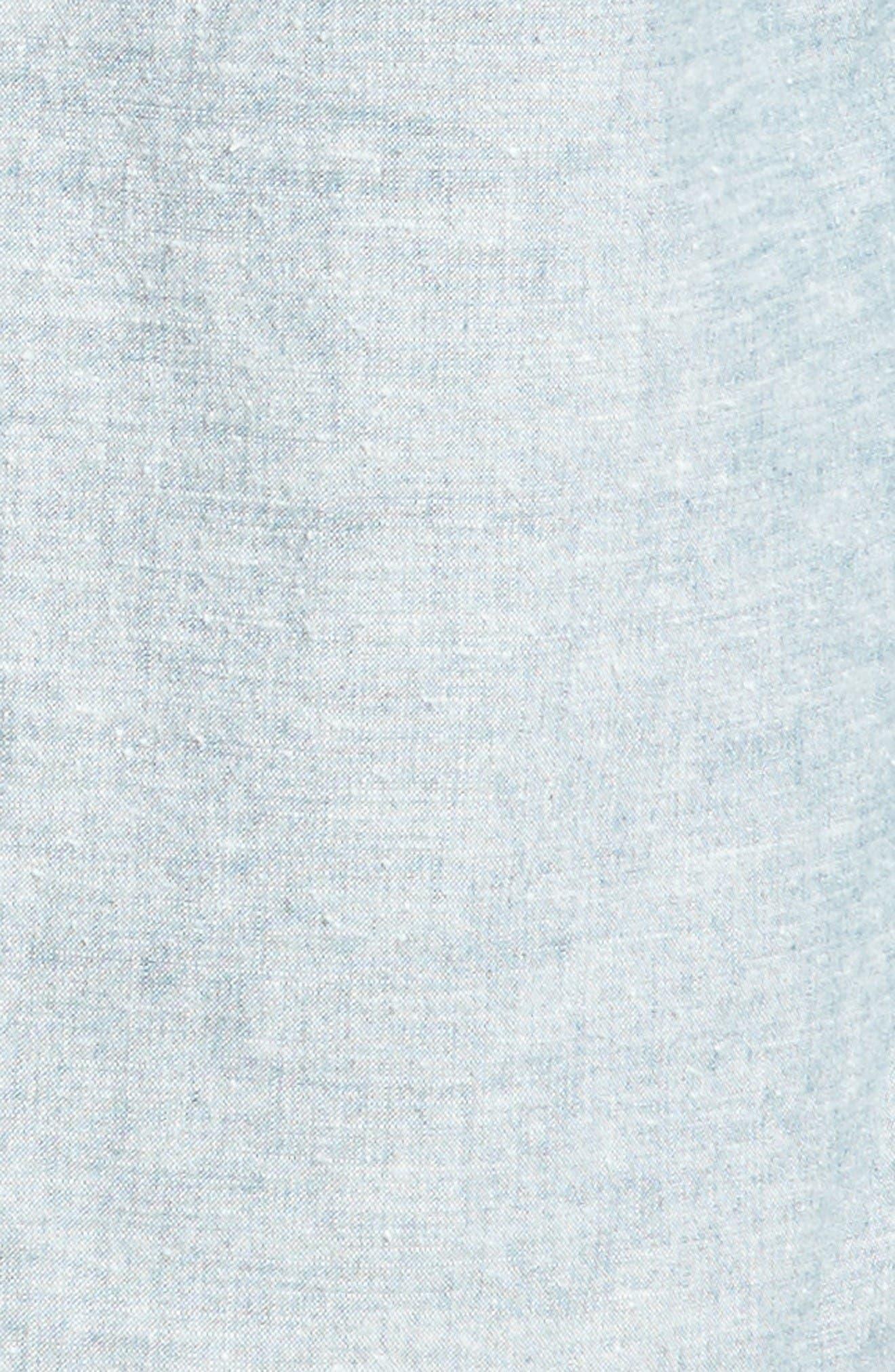Alternate Image 5  - rag & bone Tomlin Cotton Sport Shirt