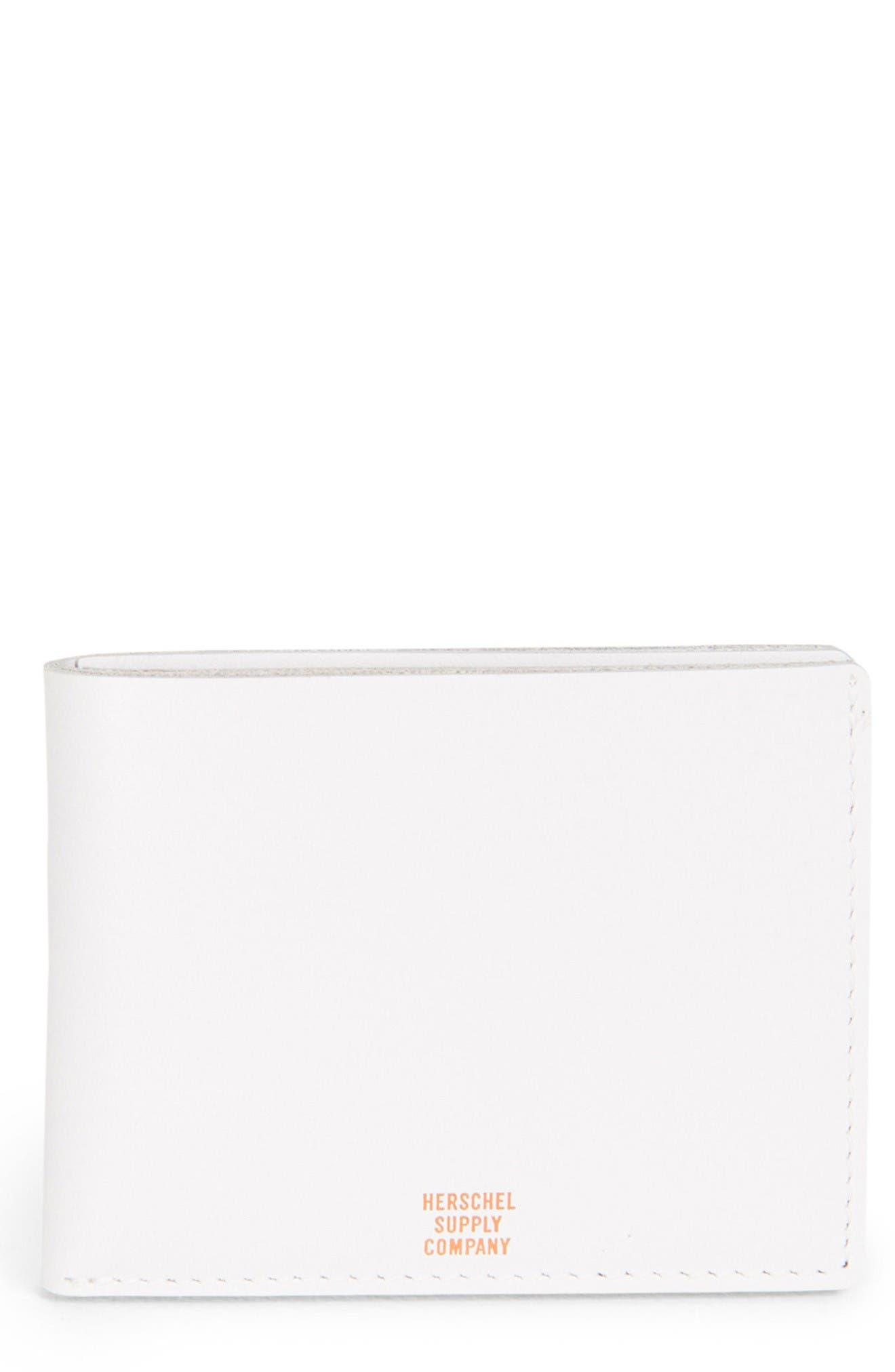 Main Image - Herschel Supply Co. Miles Leather Wallet