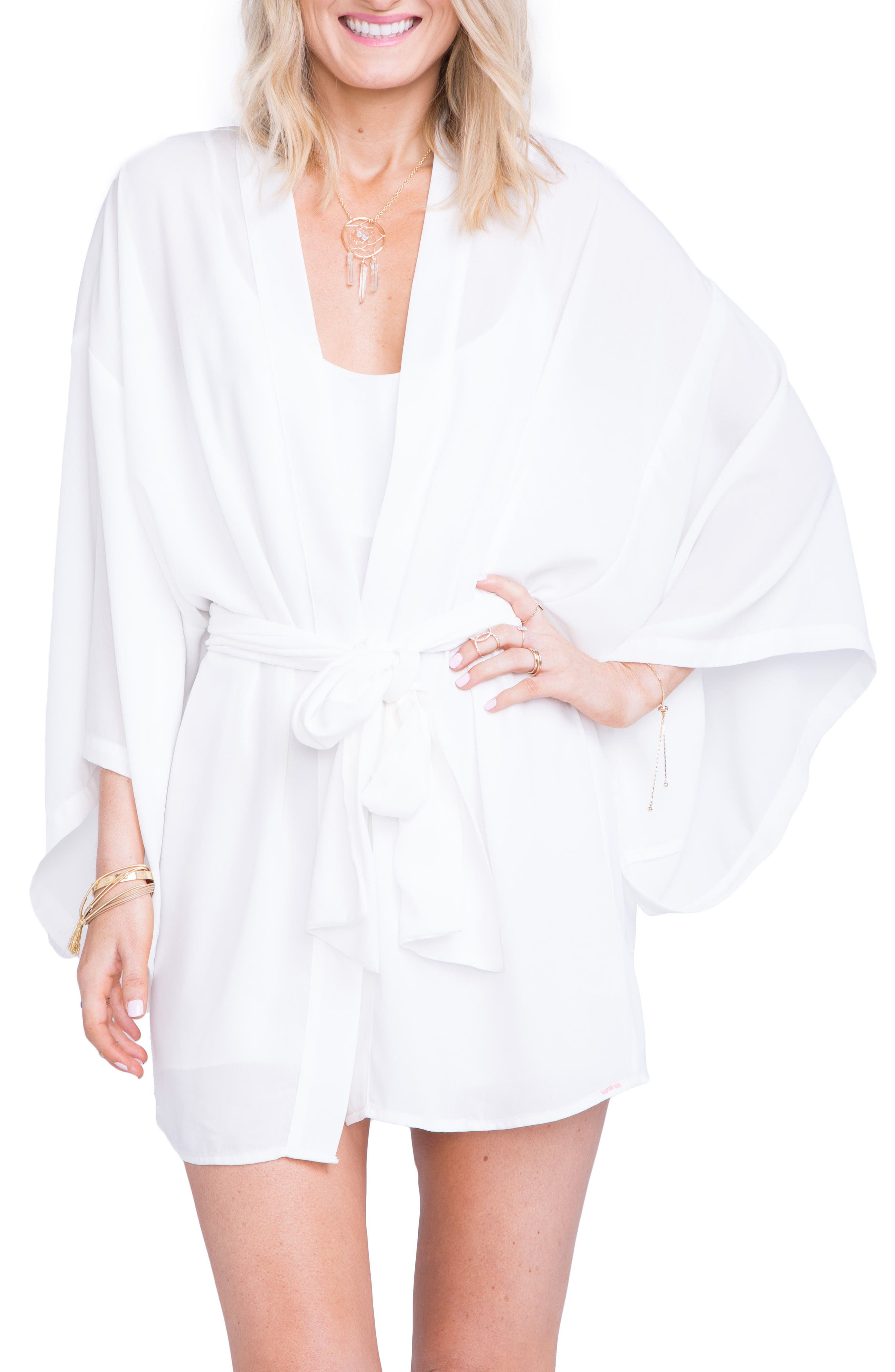 Main Image - Show Me Your Mumu 'Texas' Kimono