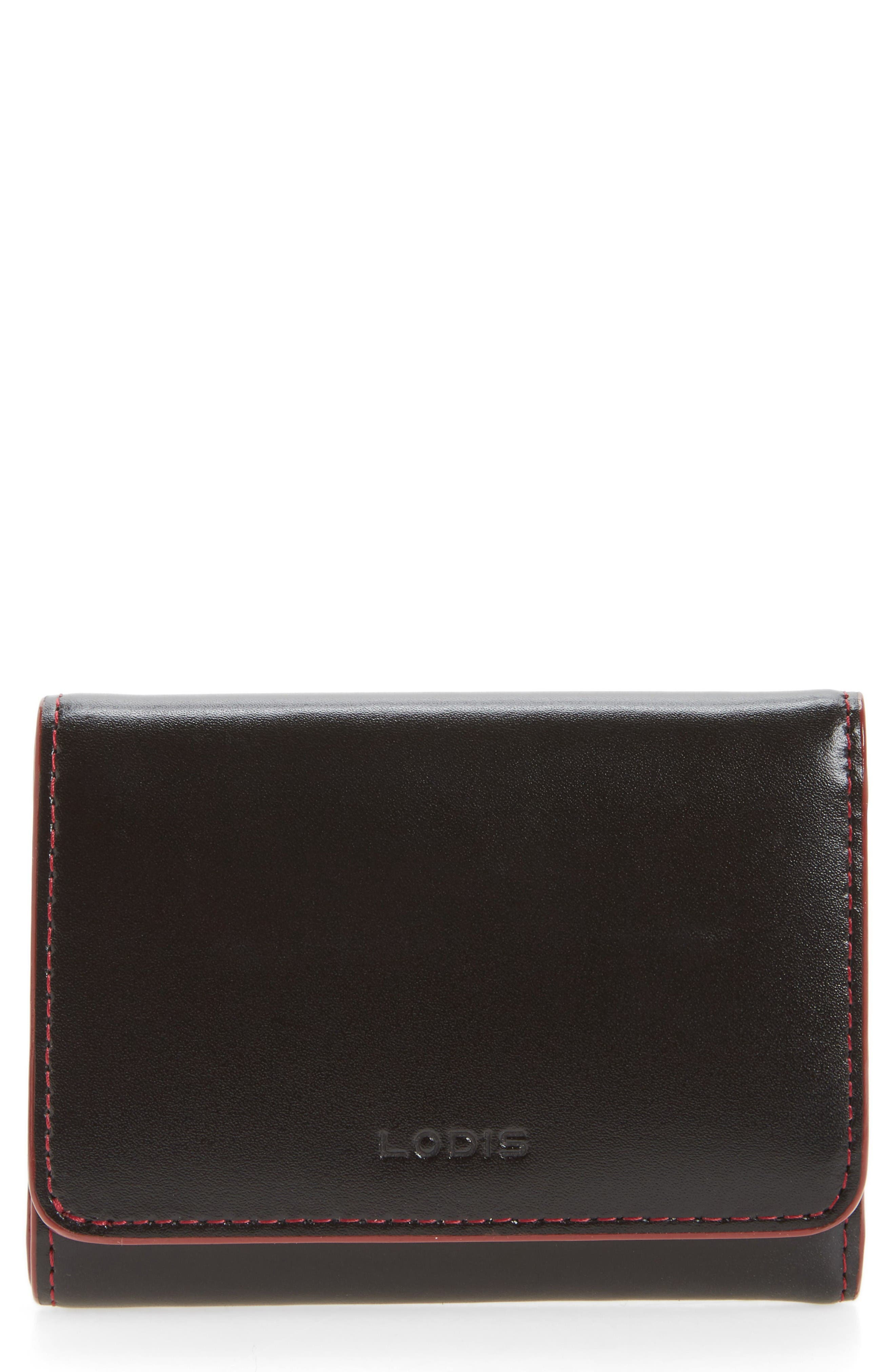 Main Image - LODIS Los Angeles Mallory RFID Leather Wallet