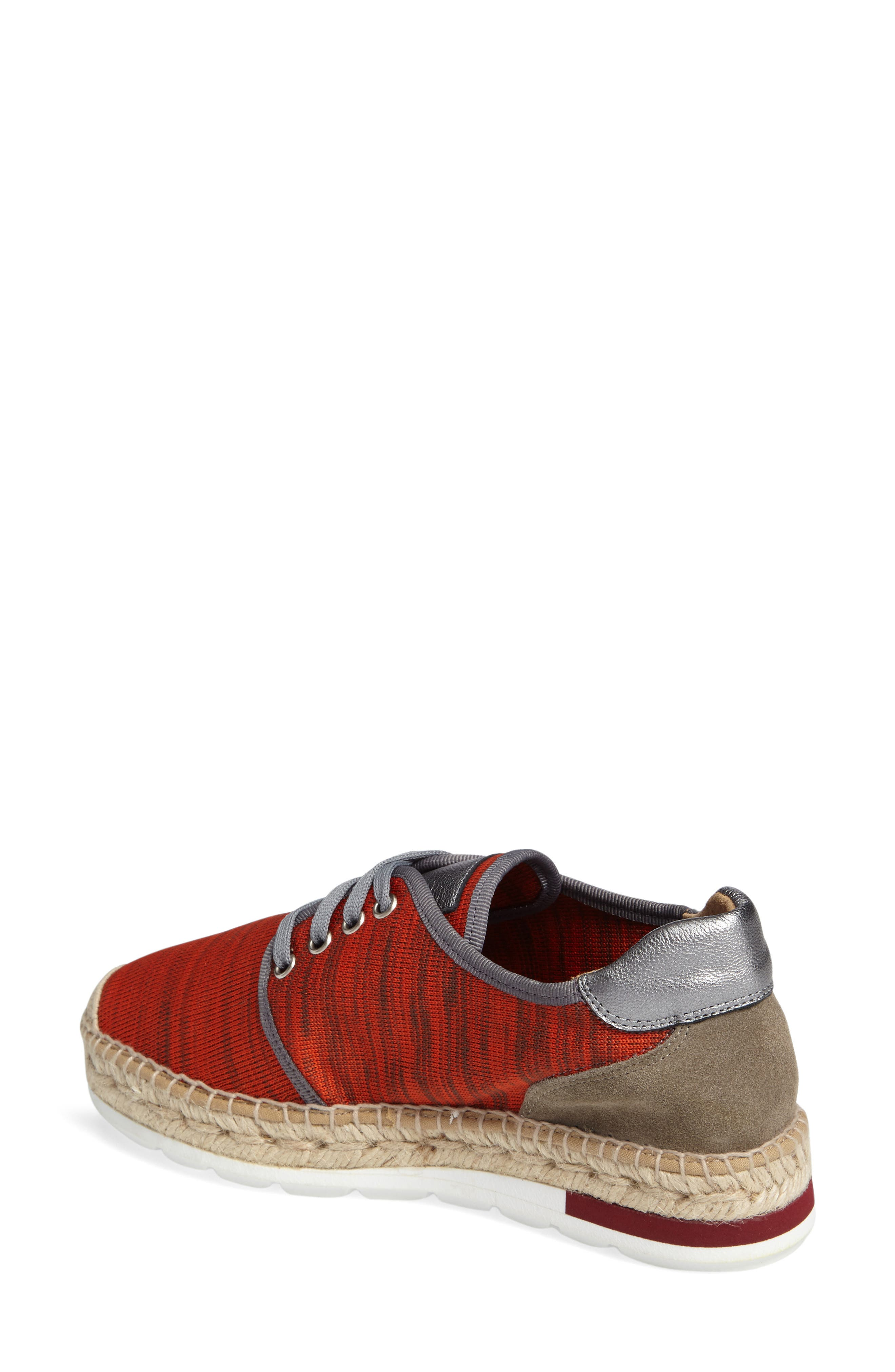 Alternate Image 2  - Bettye Muller Newport Mesh Espadrille Sneaker (Women)