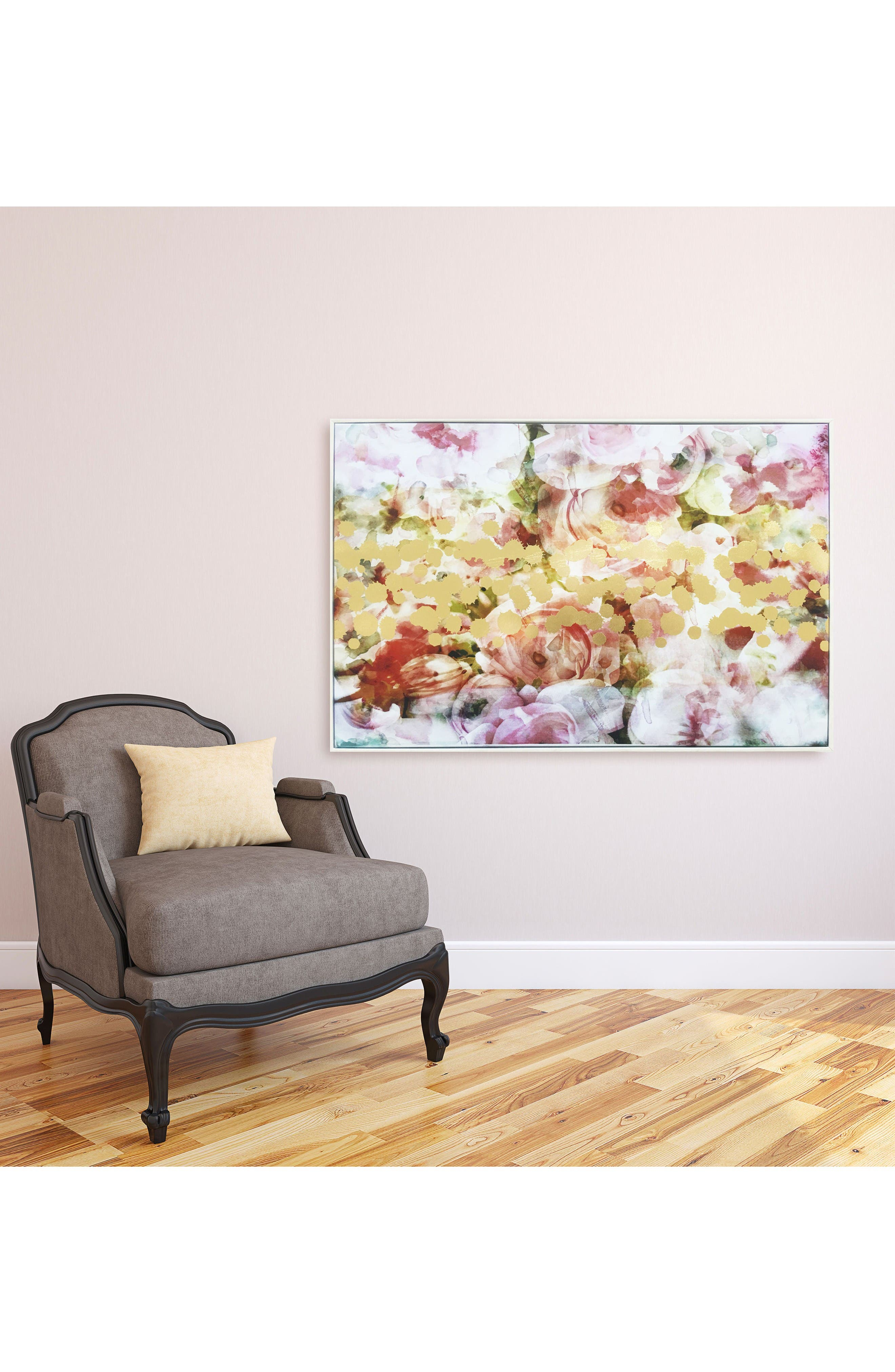 Wynwood Peonies Lover Canvas Wall Art,                             Alternate thumbnail 2, color,                             Pink