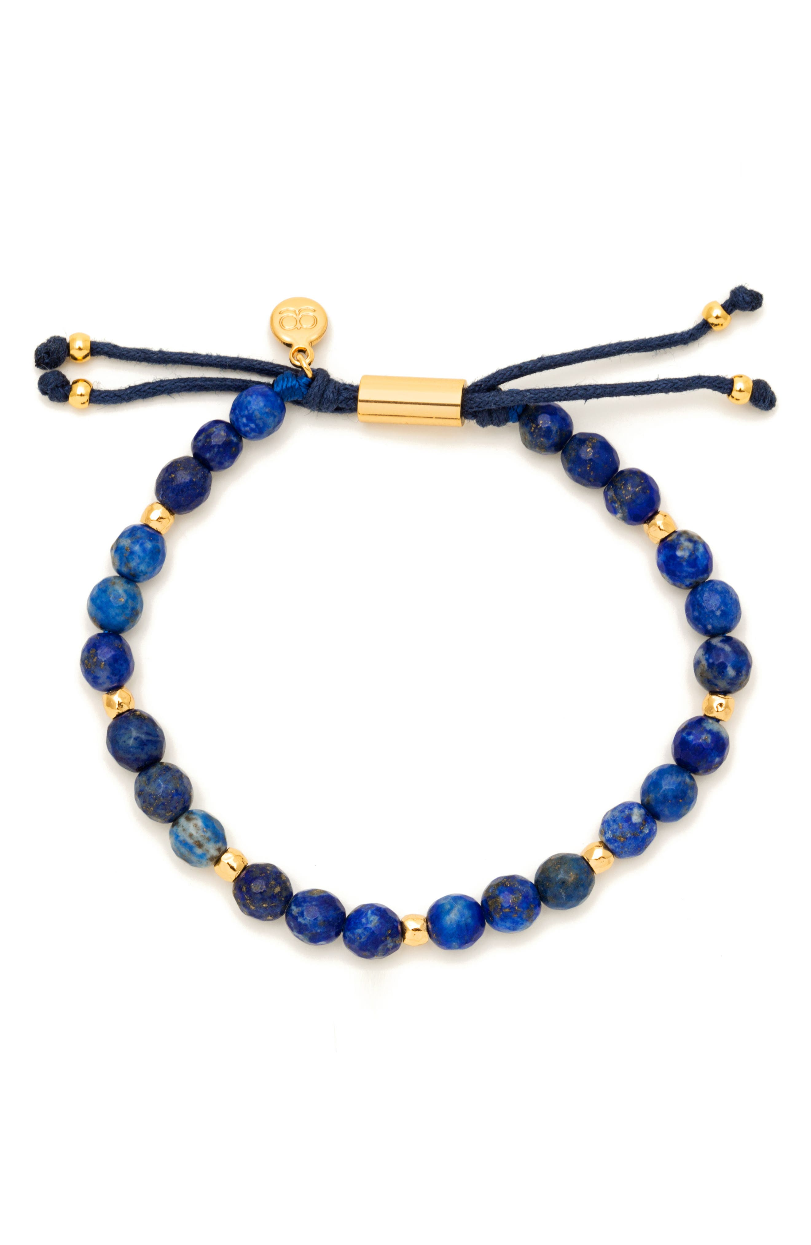 Main Image - gorjana Power Semiprecious Stone Beaded Bracelet