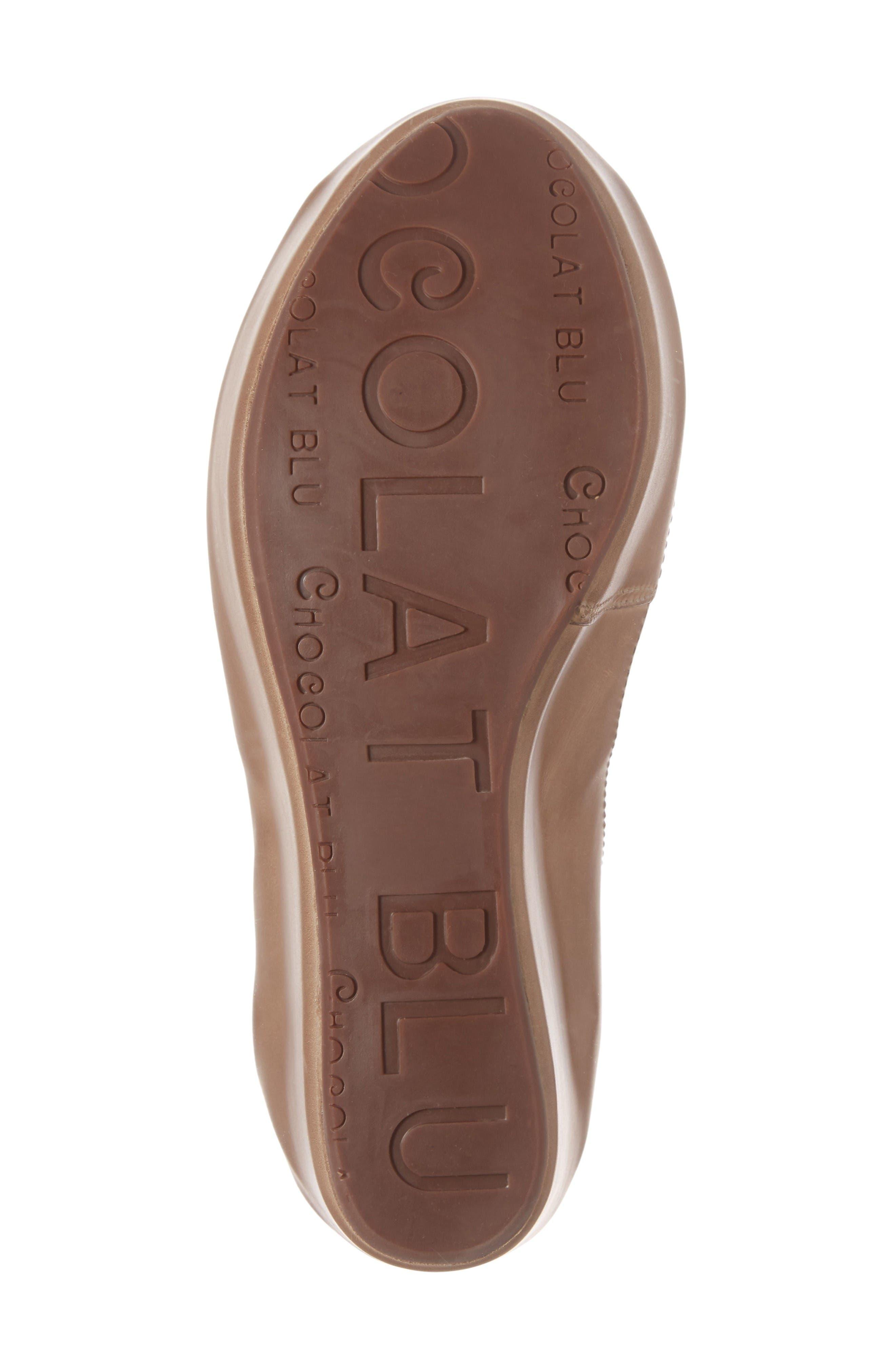 Alternate Image 6  - Chocolat Blu Wisper Wedge Sandal (Women)