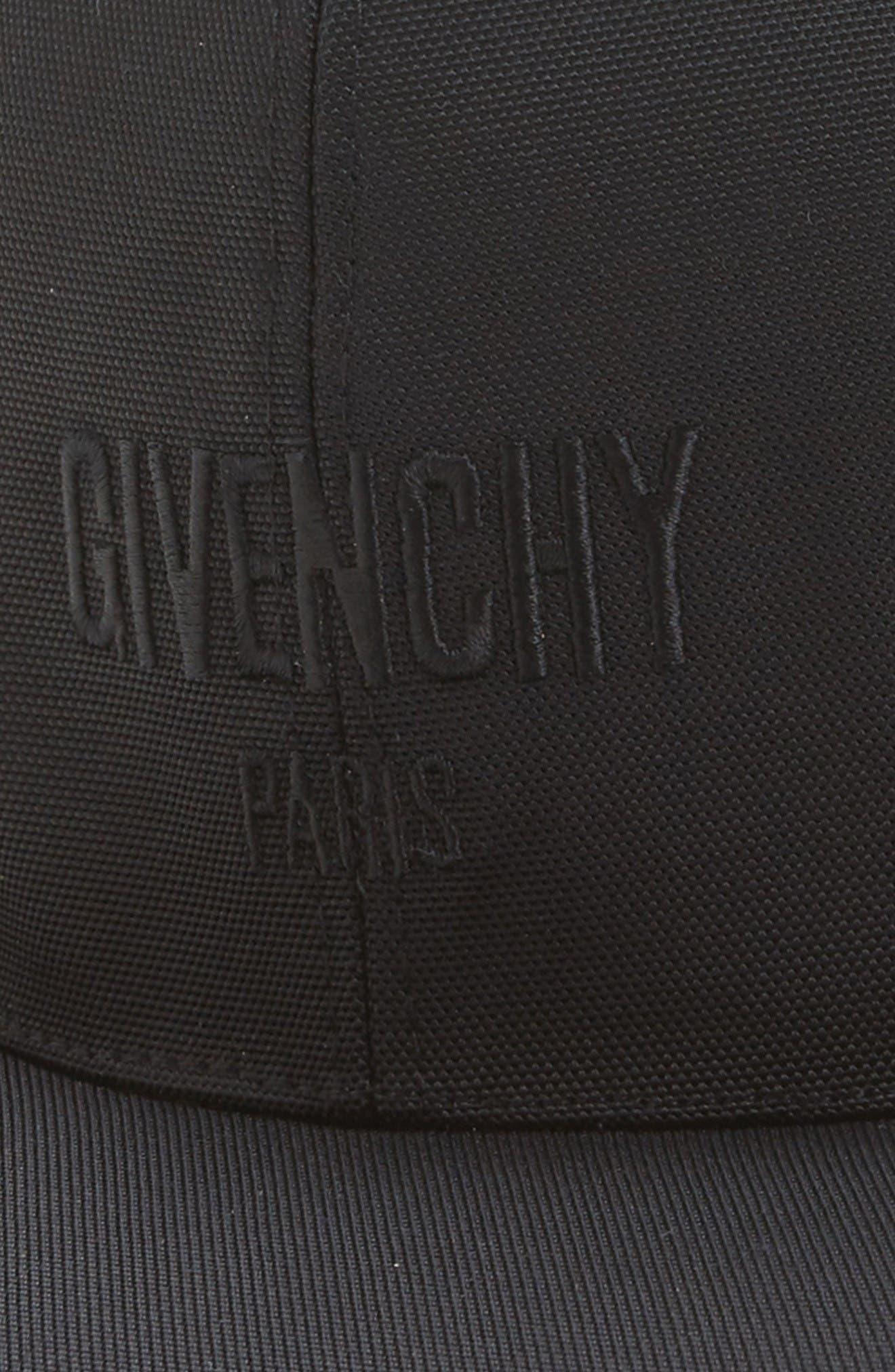Alternate Image 3  - Givenchy Stars Mesh & Canvas Baseball Cap