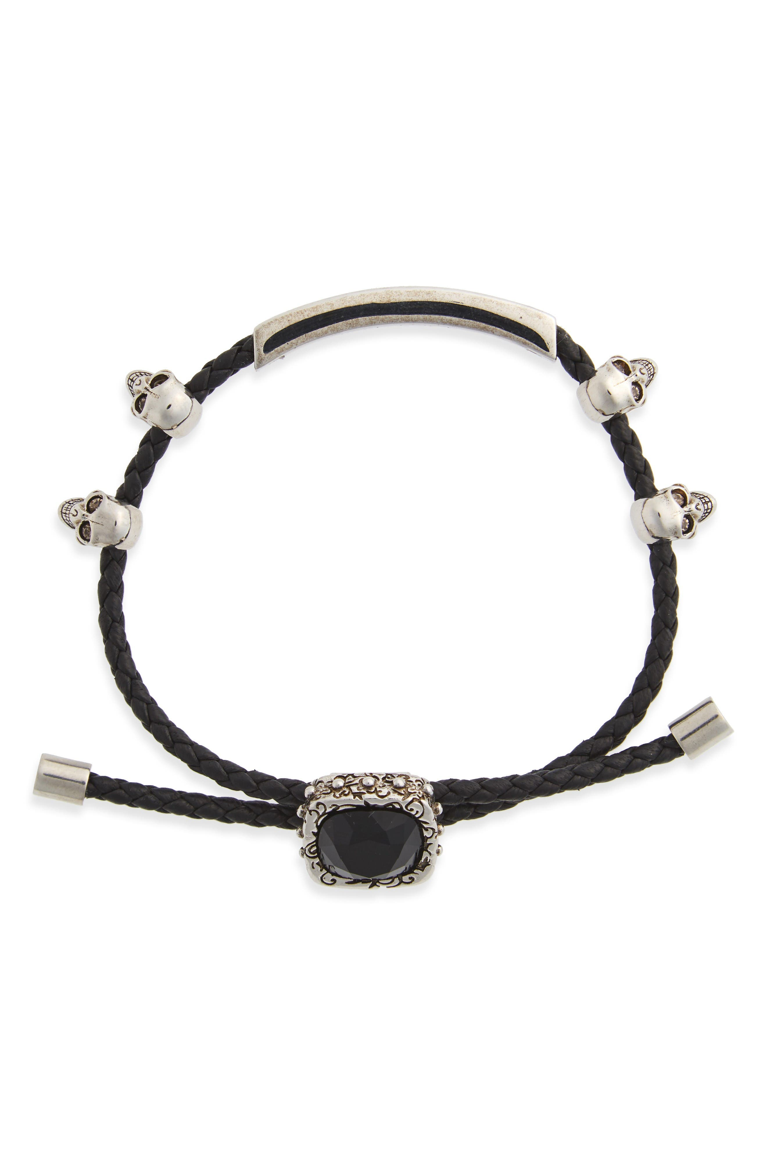 ALEXANDER MCQUEEN Jewel Friendship Bracelet