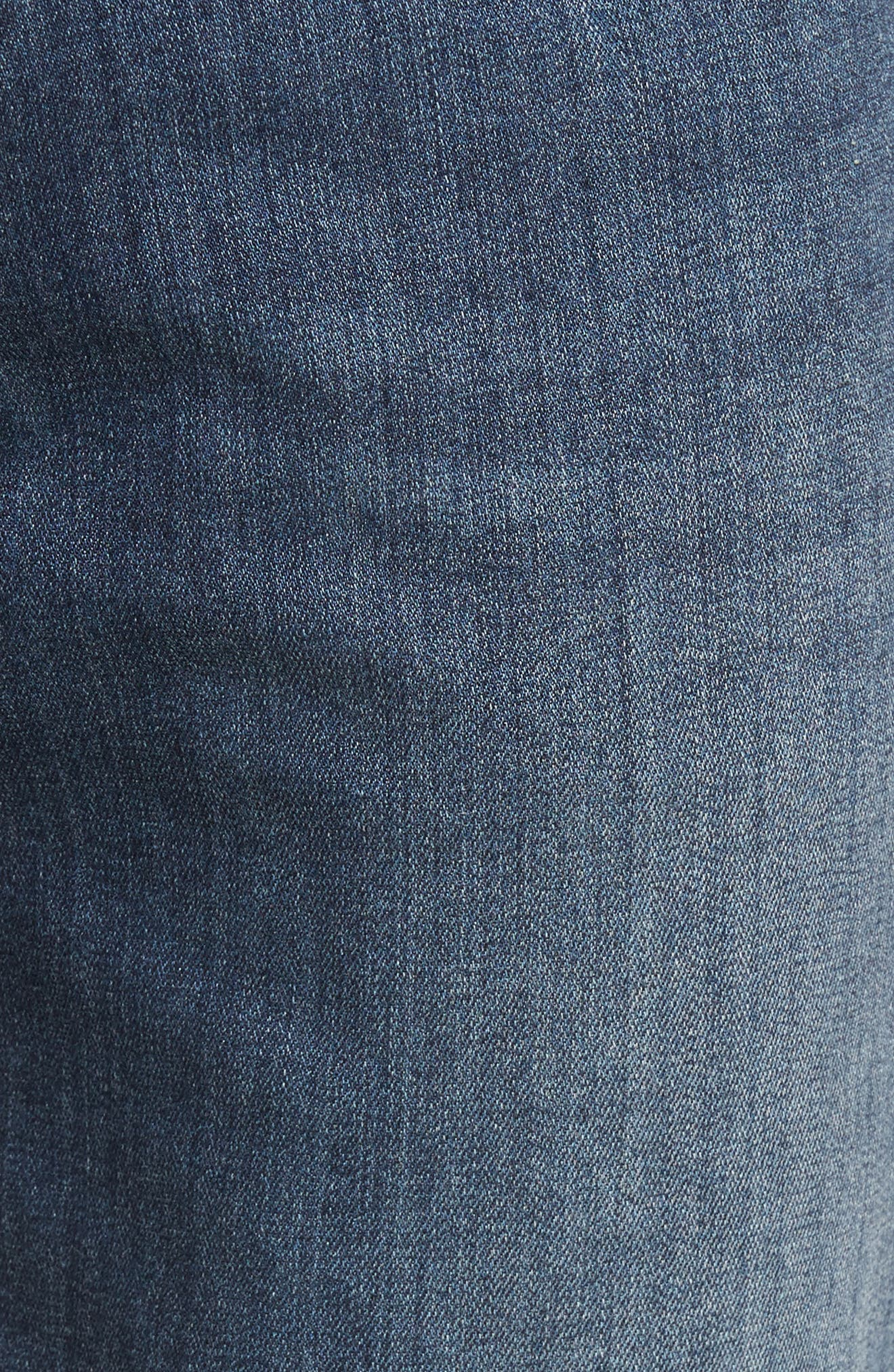 Transcend - Lennox Slim Fit Jeans,                             Alternate thumbnail 6, color,                             Elwood