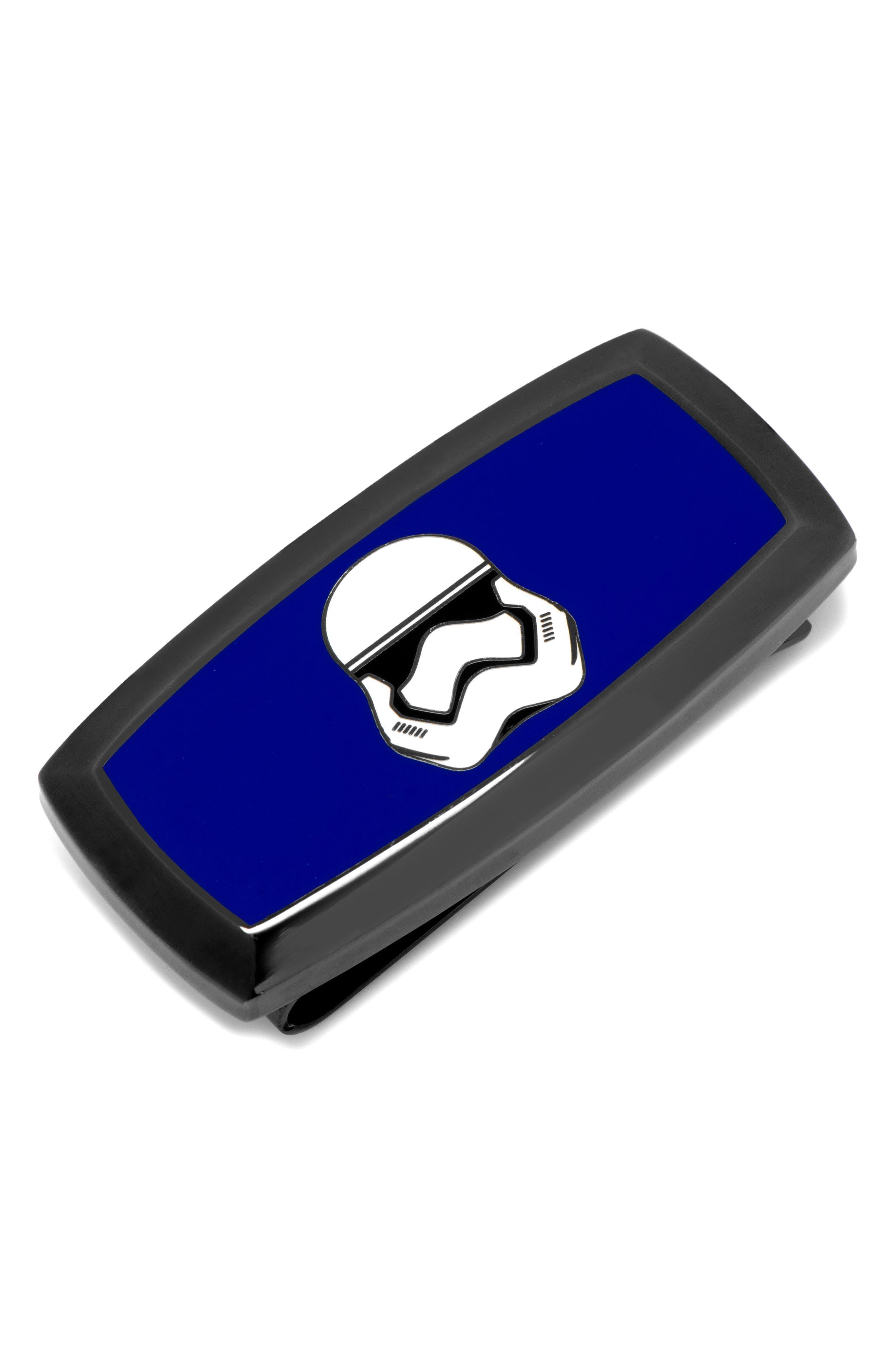 Star Wars<sup>™</sup> Money Clip,                             Main thumbnail 1, color,                             Storm Trooper